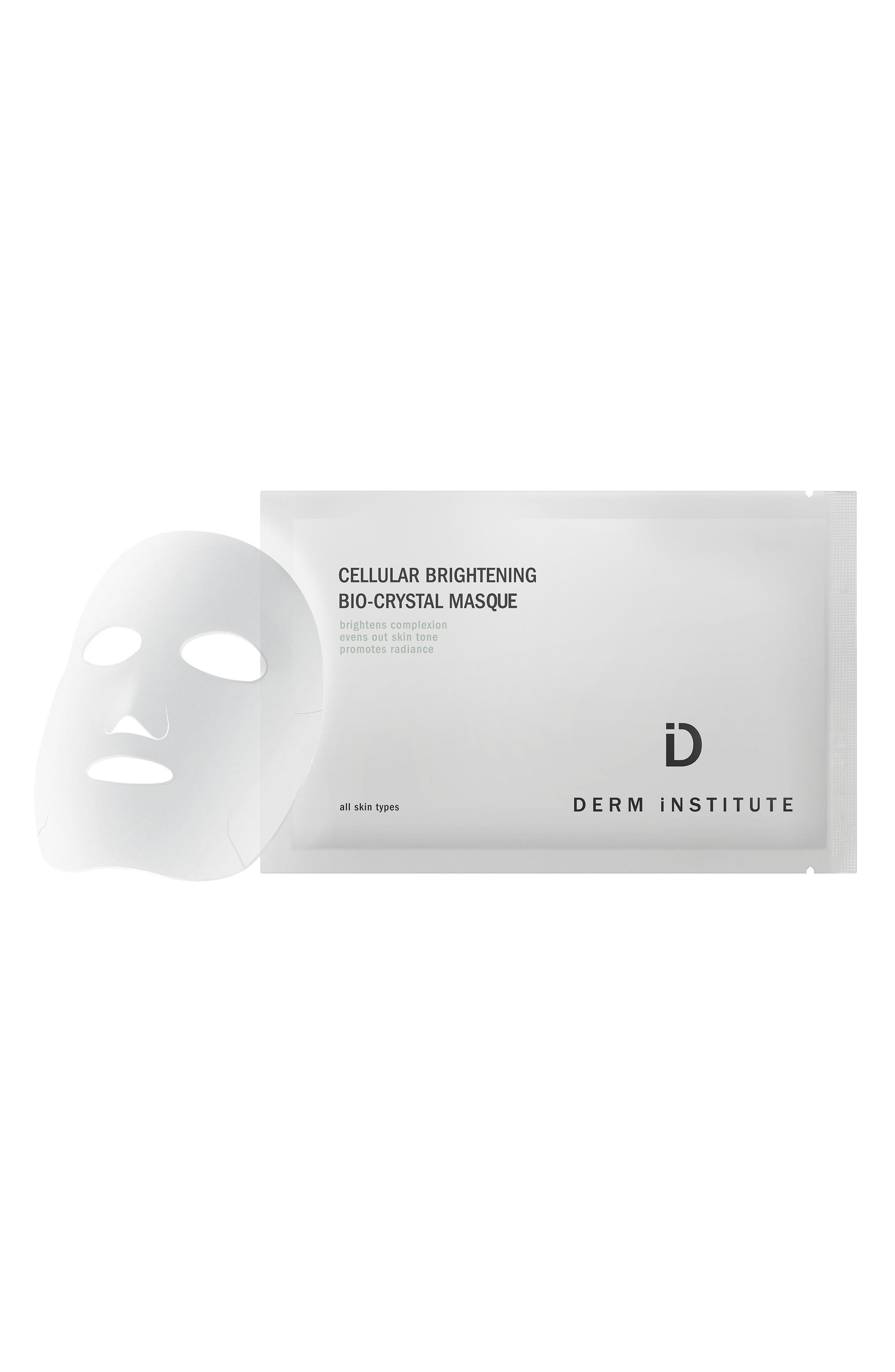SPACE.NK.apothecary Derm Institute Cellular Brightening Bio-Crystal Masque,                             Alternate thumbnail 3, color,                             000