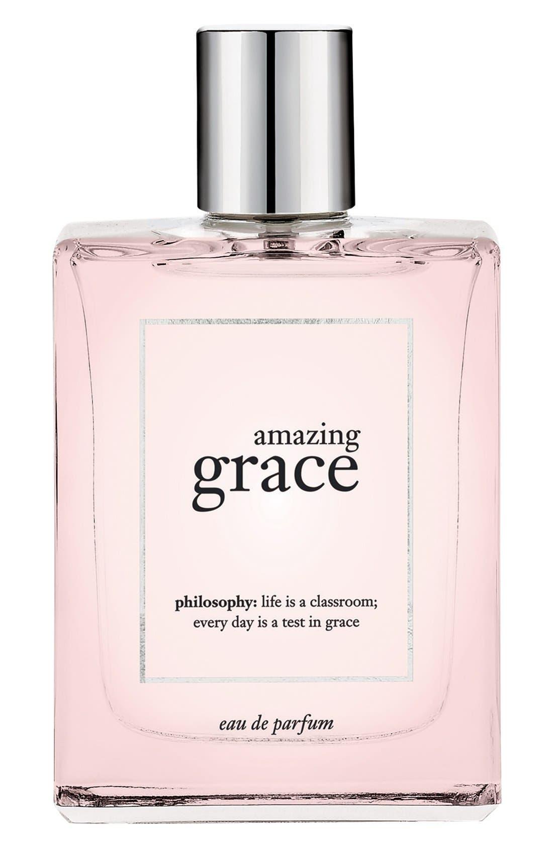 'amazing grace' eau de parfum spray,                             Alternate thumbnail 2, color,                             NO COLOR