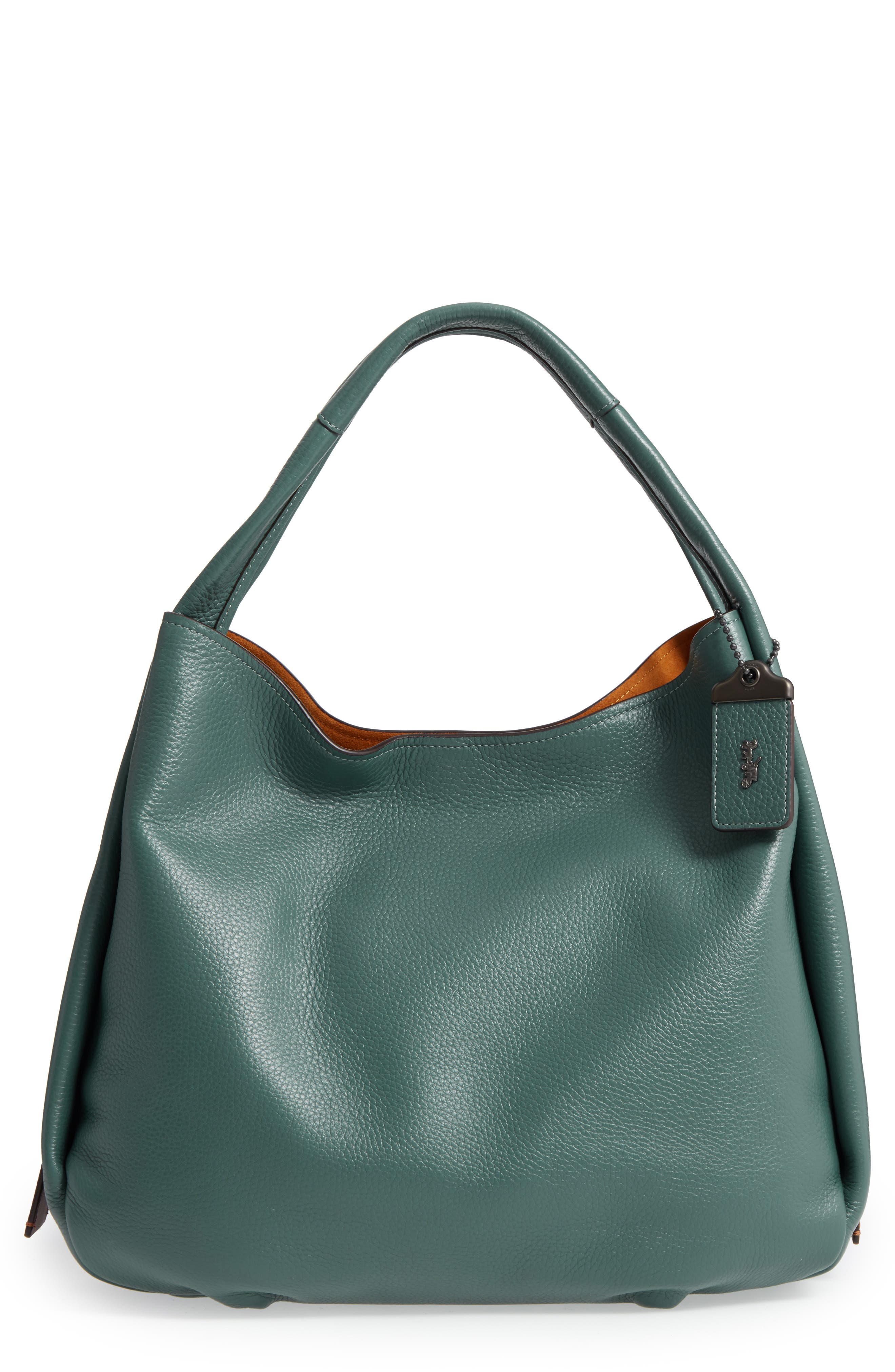 Bandit Leather Hobo & Removable Shoulder Bag,                             Main thumbnail 1, color,                             313