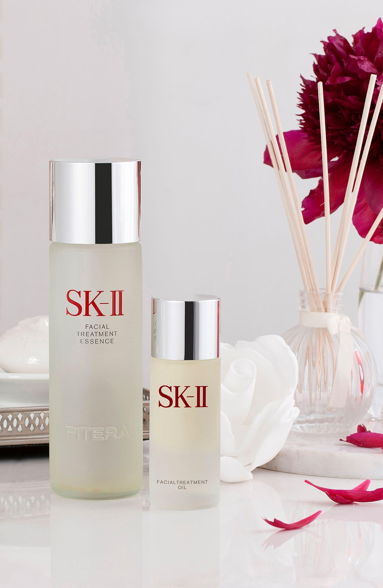 SK-II,                             Facial Treatment Oil,                             Alternate thumbnail 2, color,                             NO COLOR