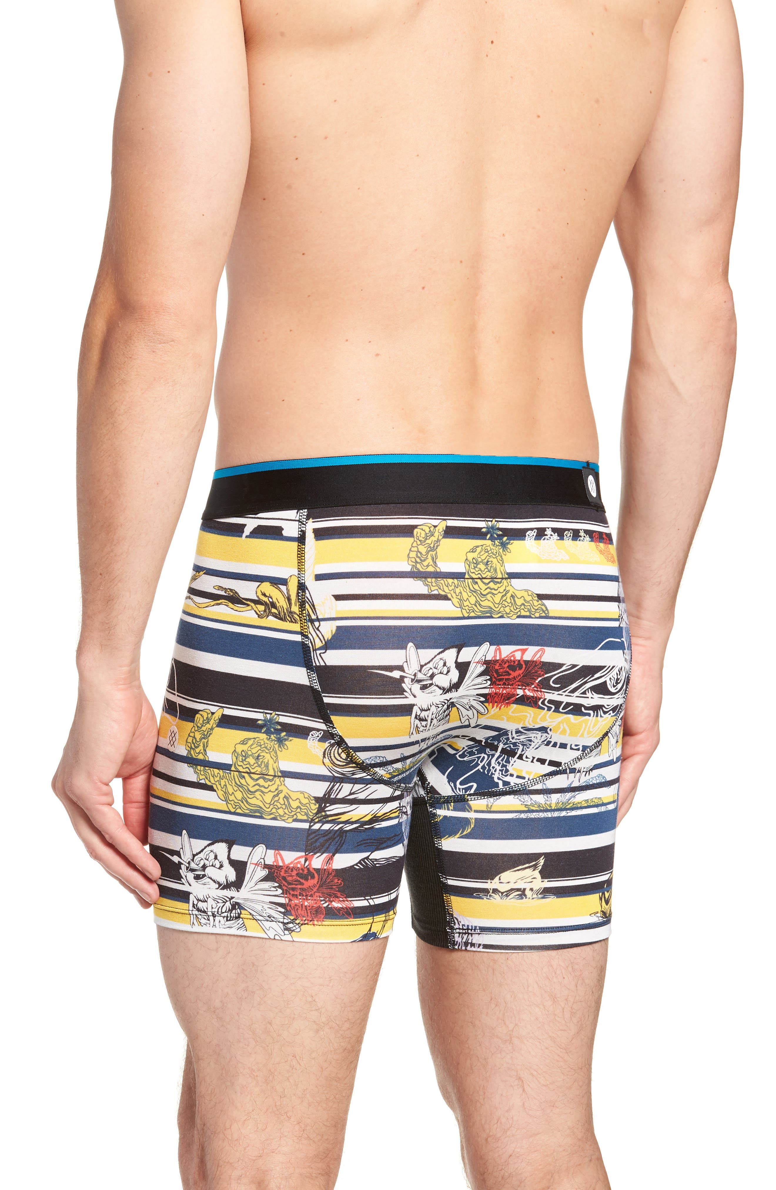 New Mythology Boxer Briefs,                             Alternate thumbnail 2, color,                             YELLOW