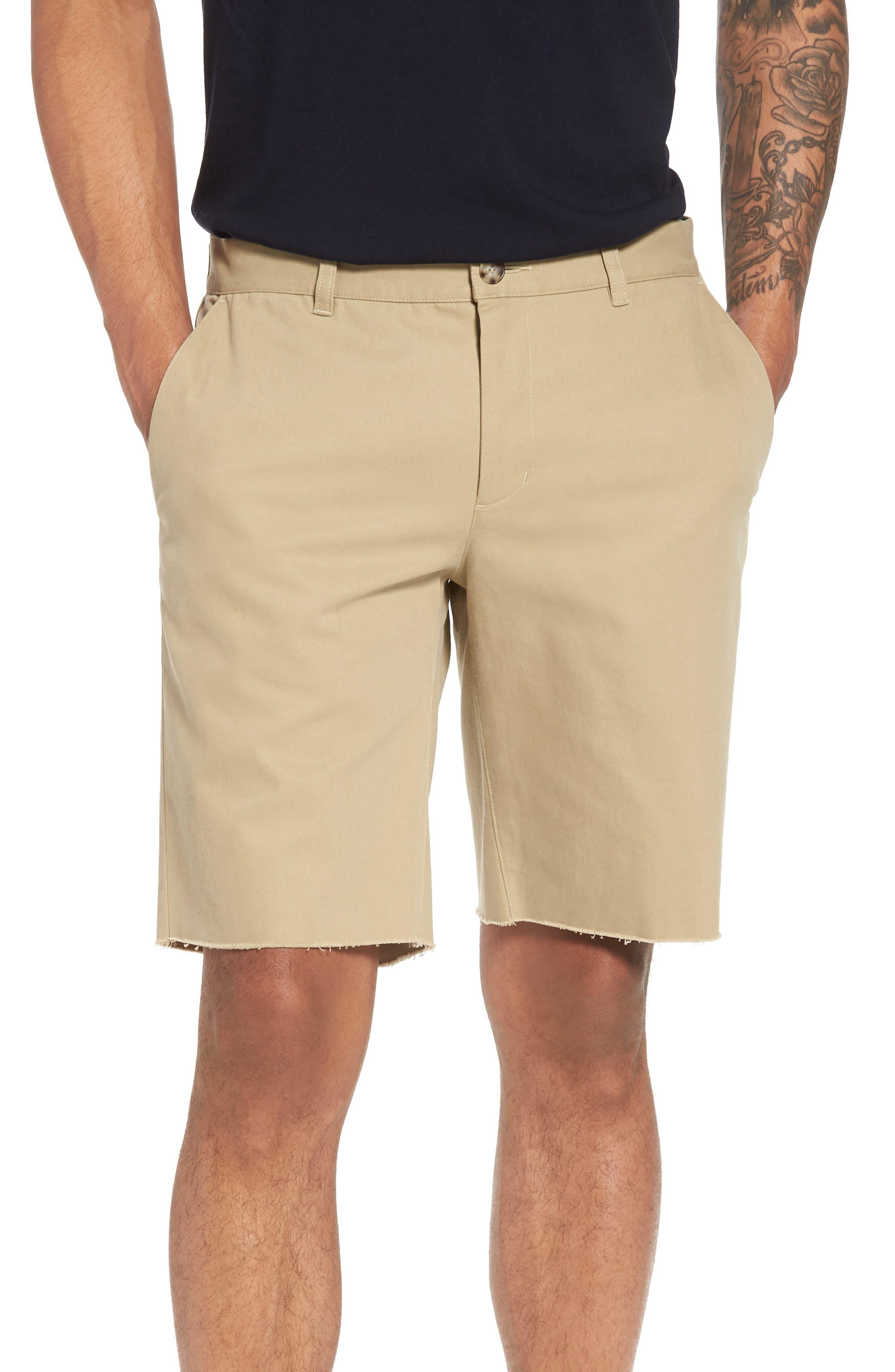 Slim Fit Chino Shorts,                             Main thumbnail 1, color,                             250