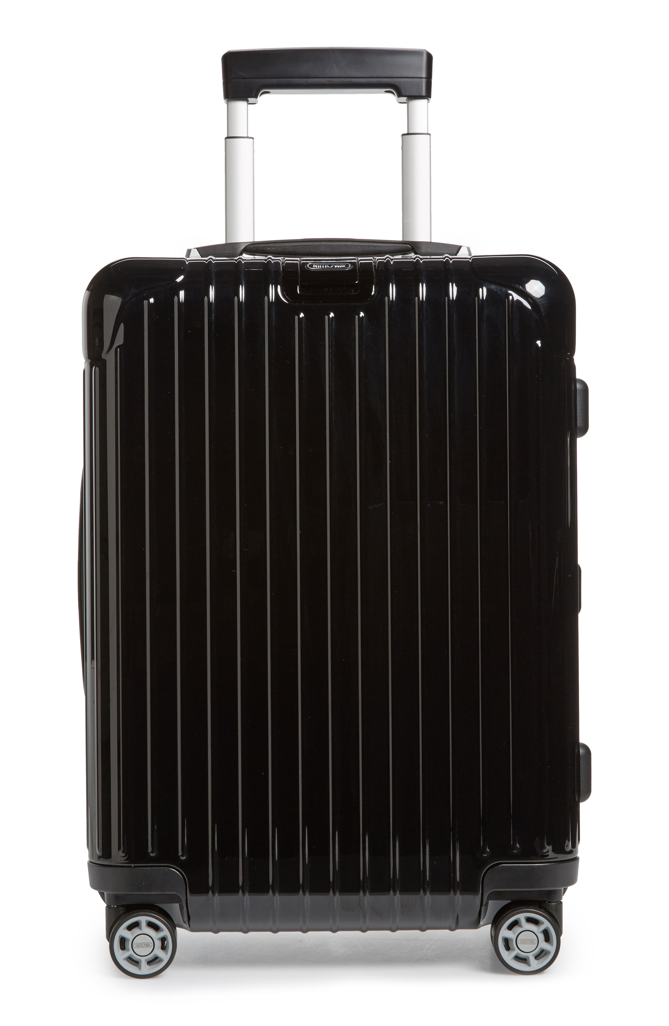 Salsa Deluxe 22-Inch Cabin Multiwheel<sup>®</sup> Carry-On,                             Main thumbnail 1, color,                             001