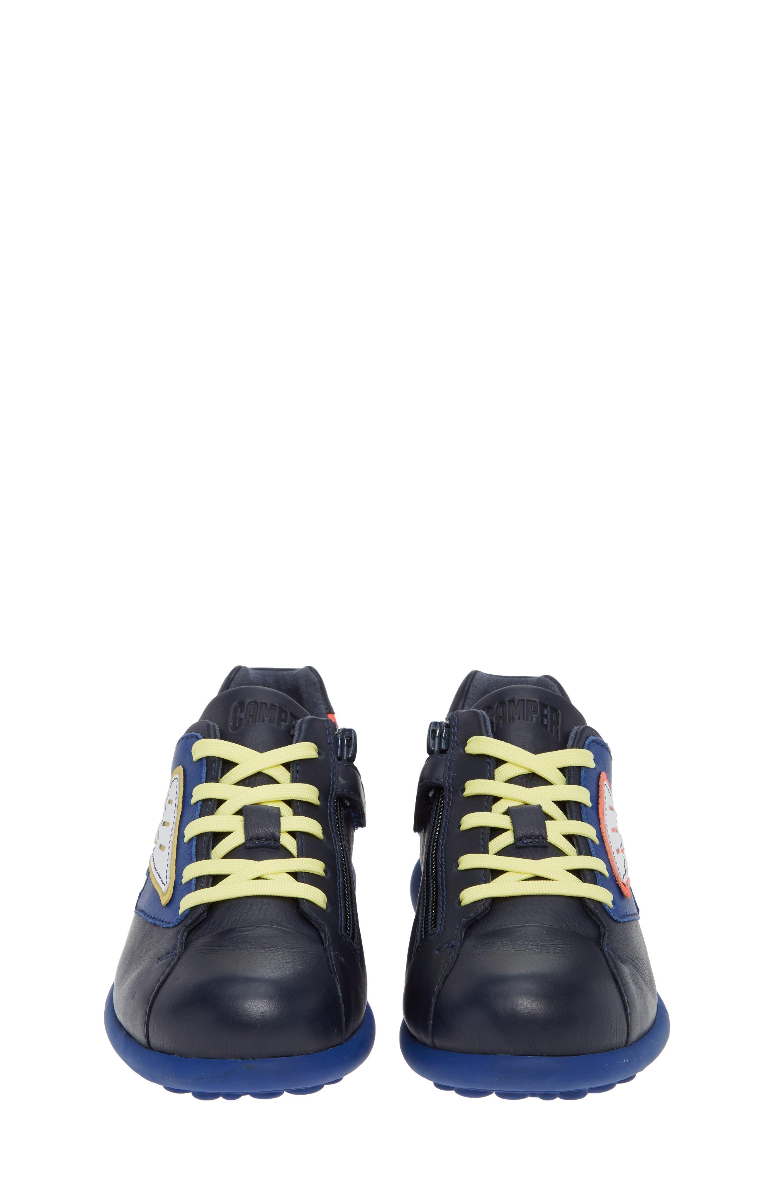 TWS Kids Sneaker,                             Alternate thumbnail 5, color,                             BLUE MULTI