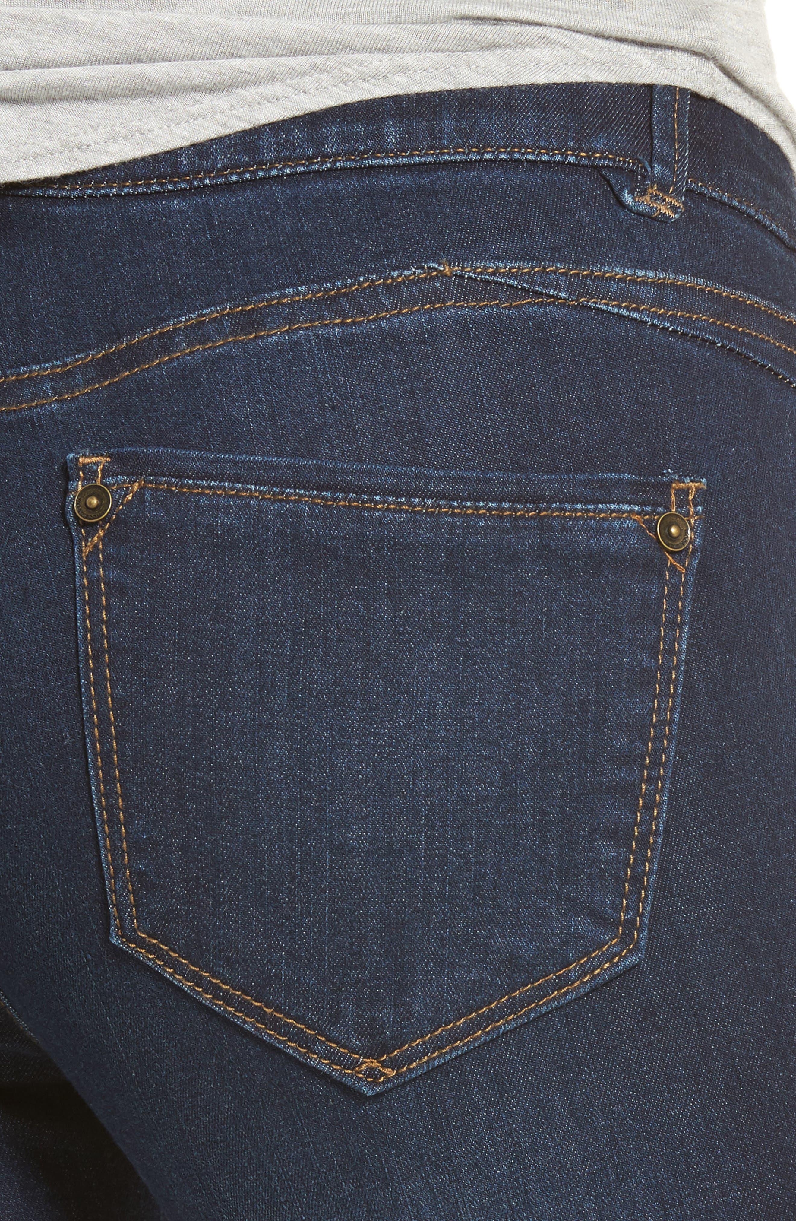 Ab-solution Boyfriend Ankle Jeans,                             Alternate thumbnail 8, color,
