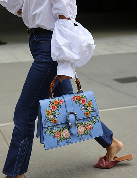 10 Bag Styles from Fashion Week