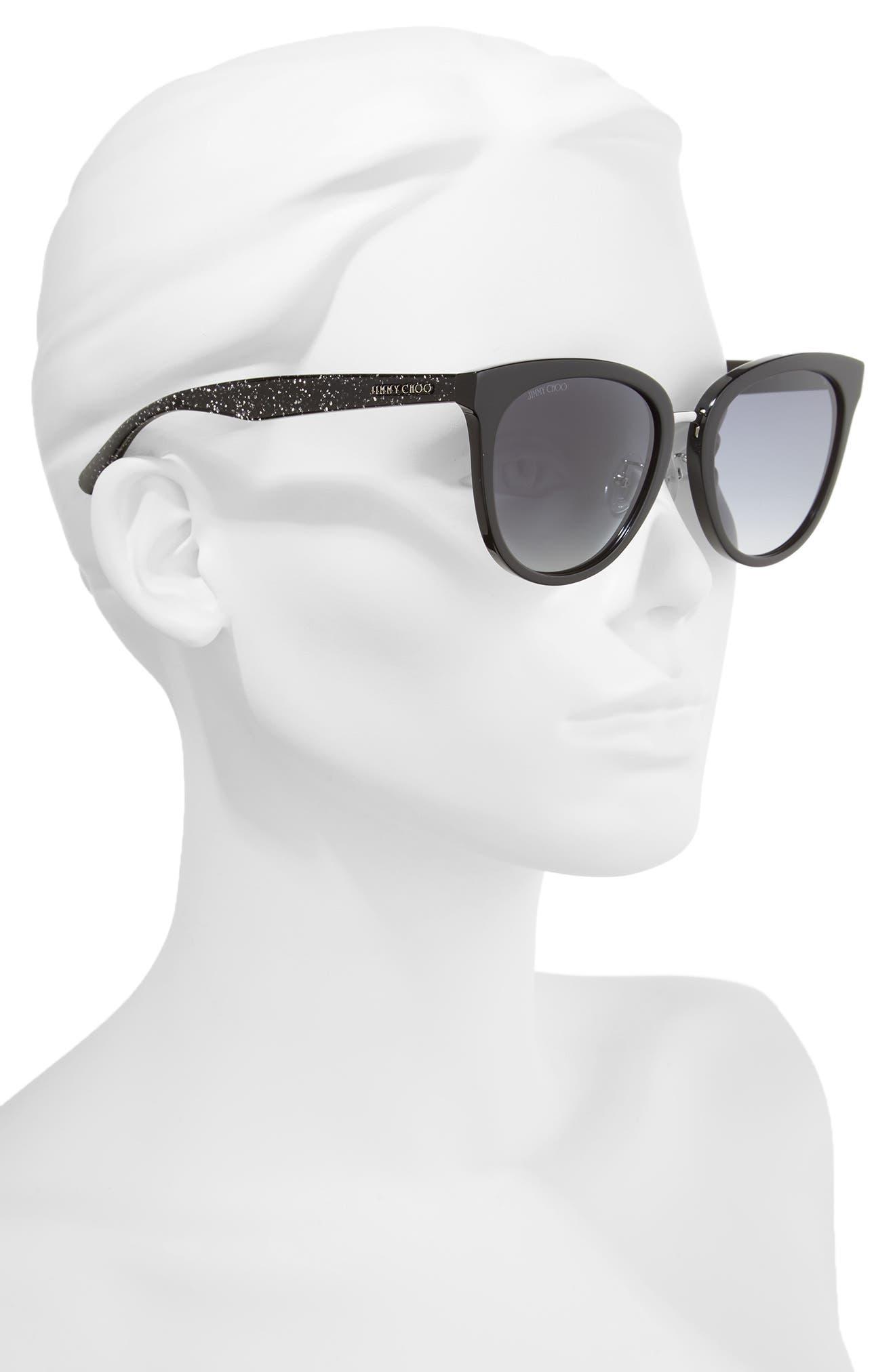 Cadefs 55mm Sunglasses,                             Alternate thumbnail 2, color,                             001