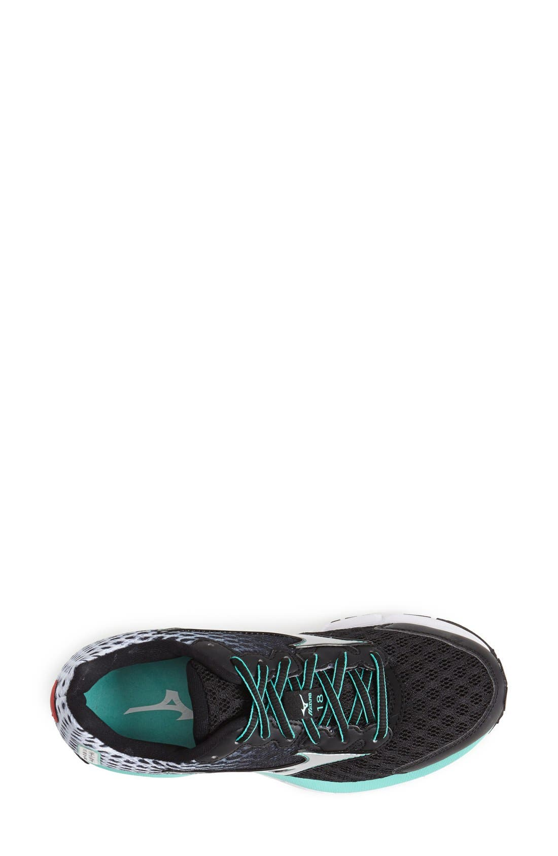 'Wave Rider 18' Running Shoe,                             Alternate thumbnail 4, color,                             017
