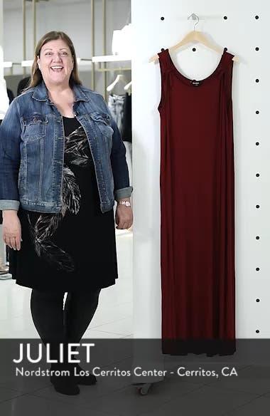 Tie Strap Knit Maxi Dress, sales video thumbnail