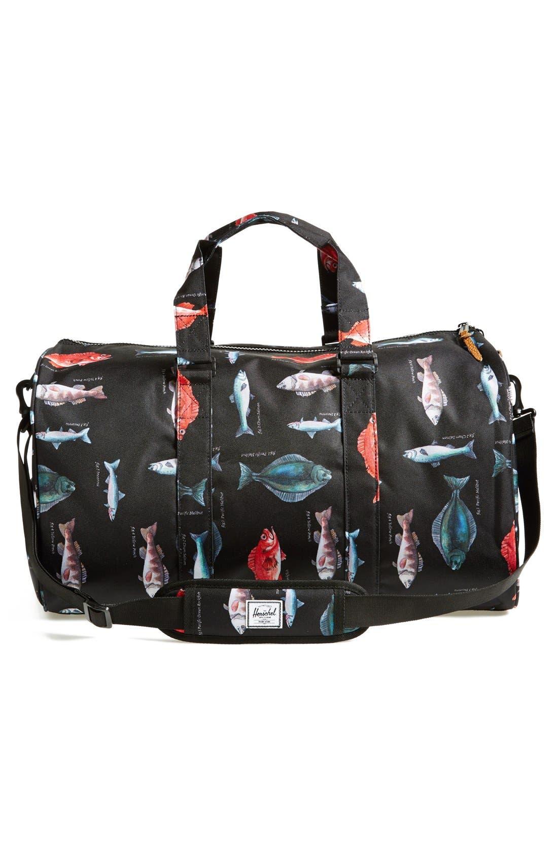 'Novel' Duffel Bag,                             Alternate thumbnail 82, color,