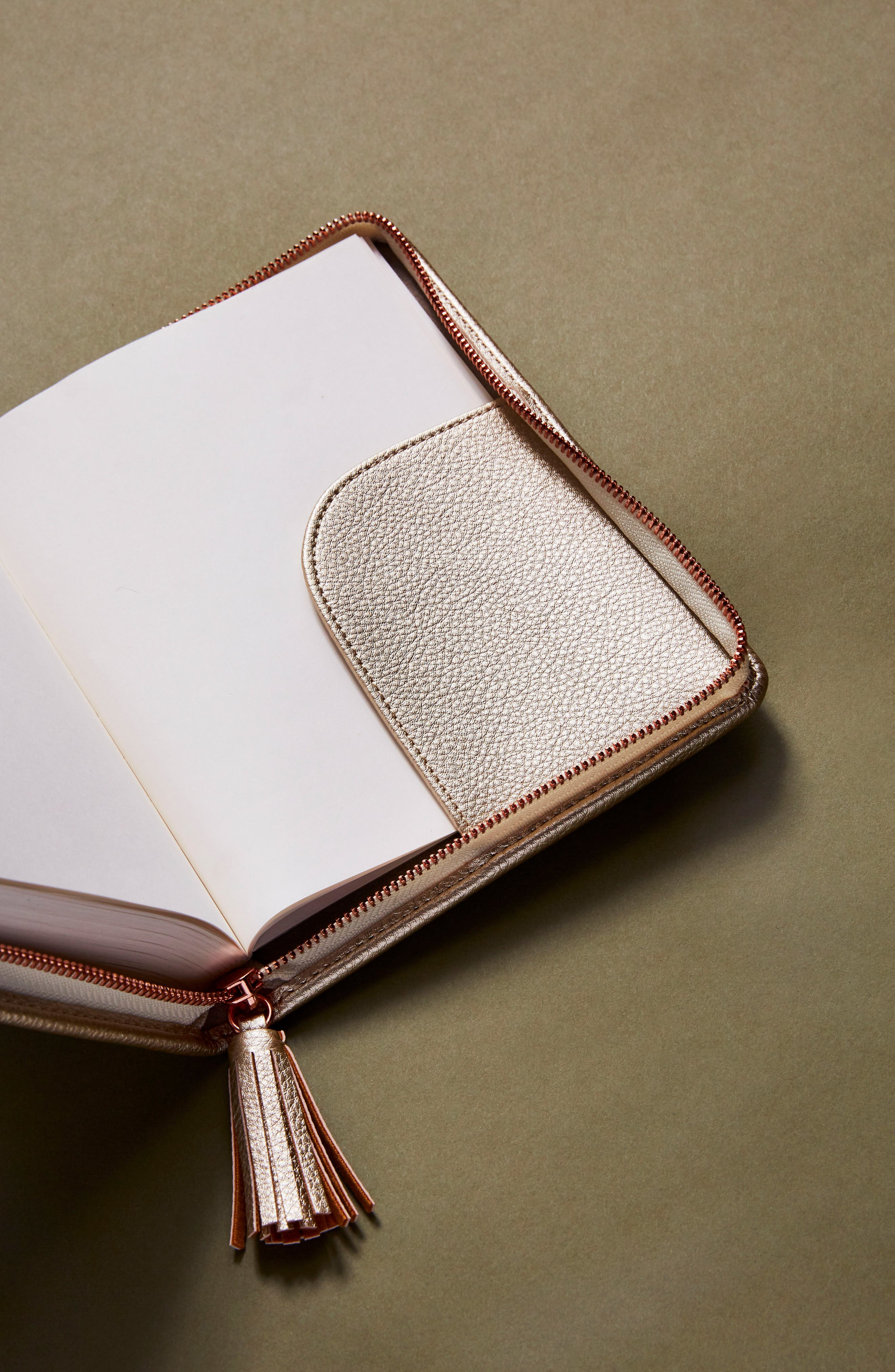 Idiom Leather Journal,                             Alternate thumbnail 21, color,