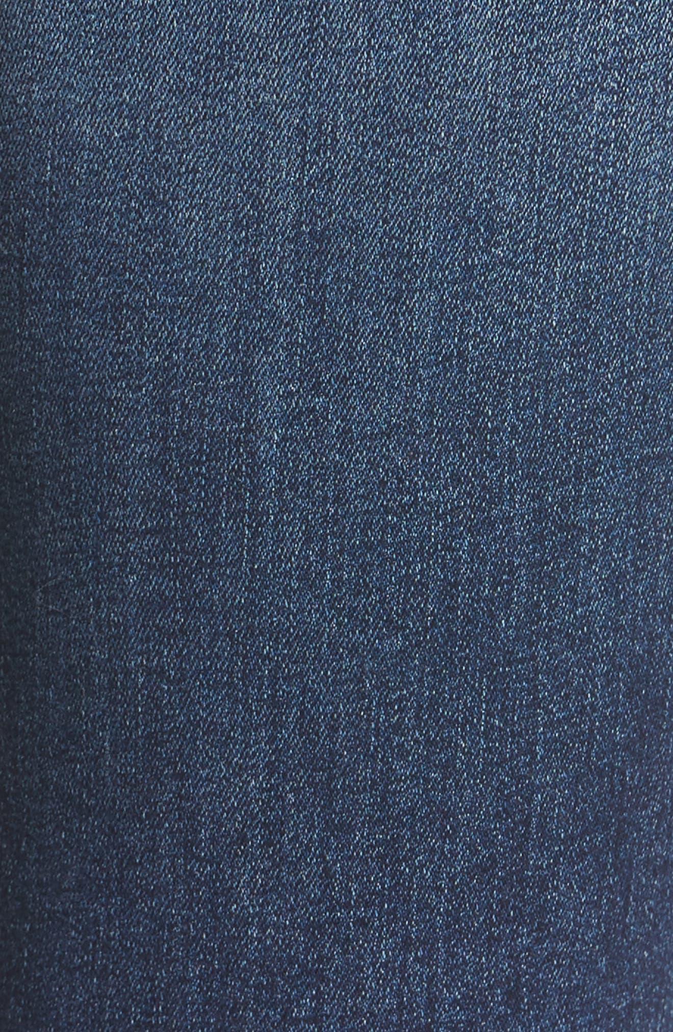 Taylor Tomboy Ripped Boyfriend Jeans,                             Alternate thumbnail 5, color,                             400
