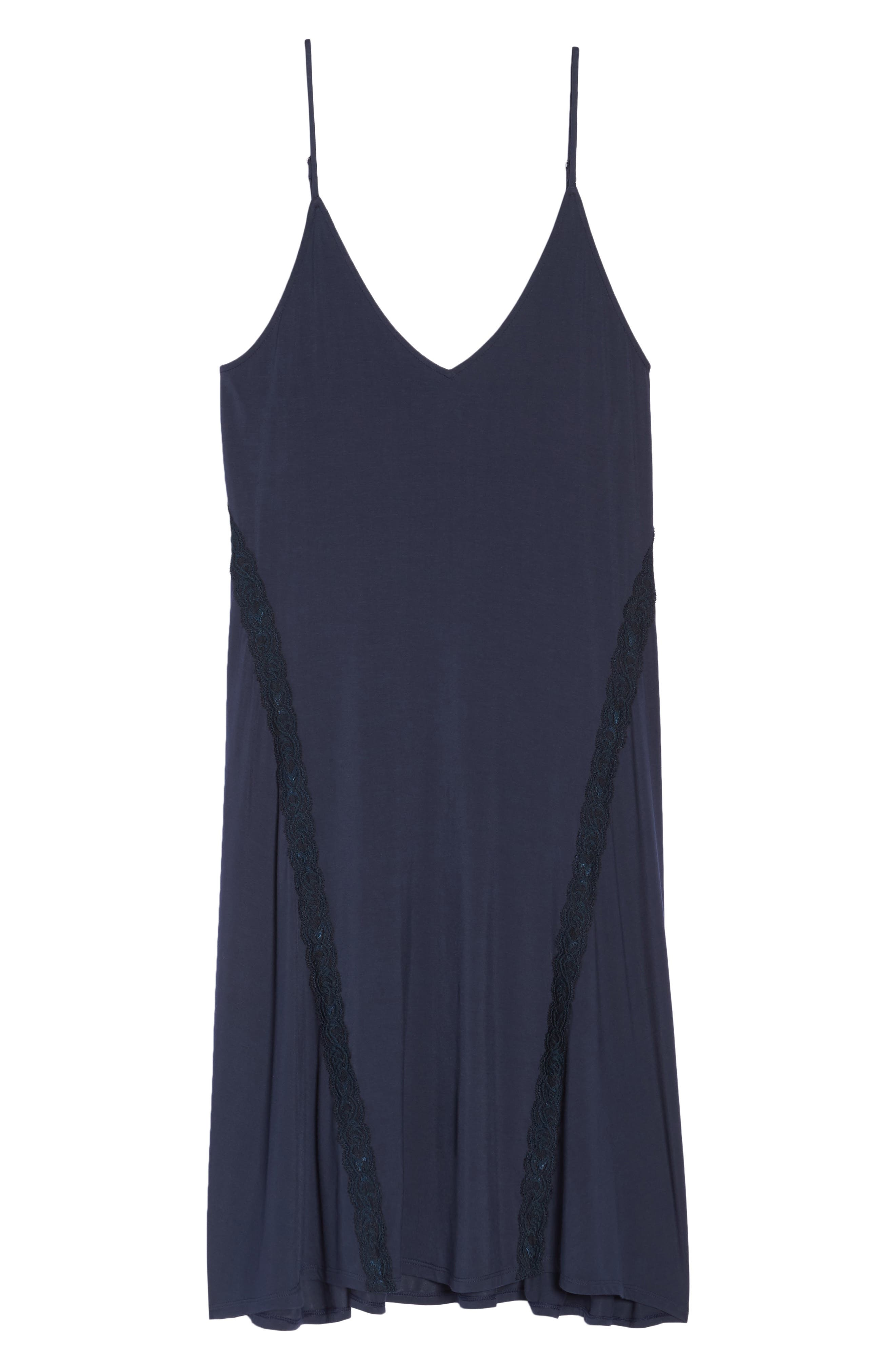 Feathers Essential Nightgown,                             Alternate thumbnail 6, color,                             403