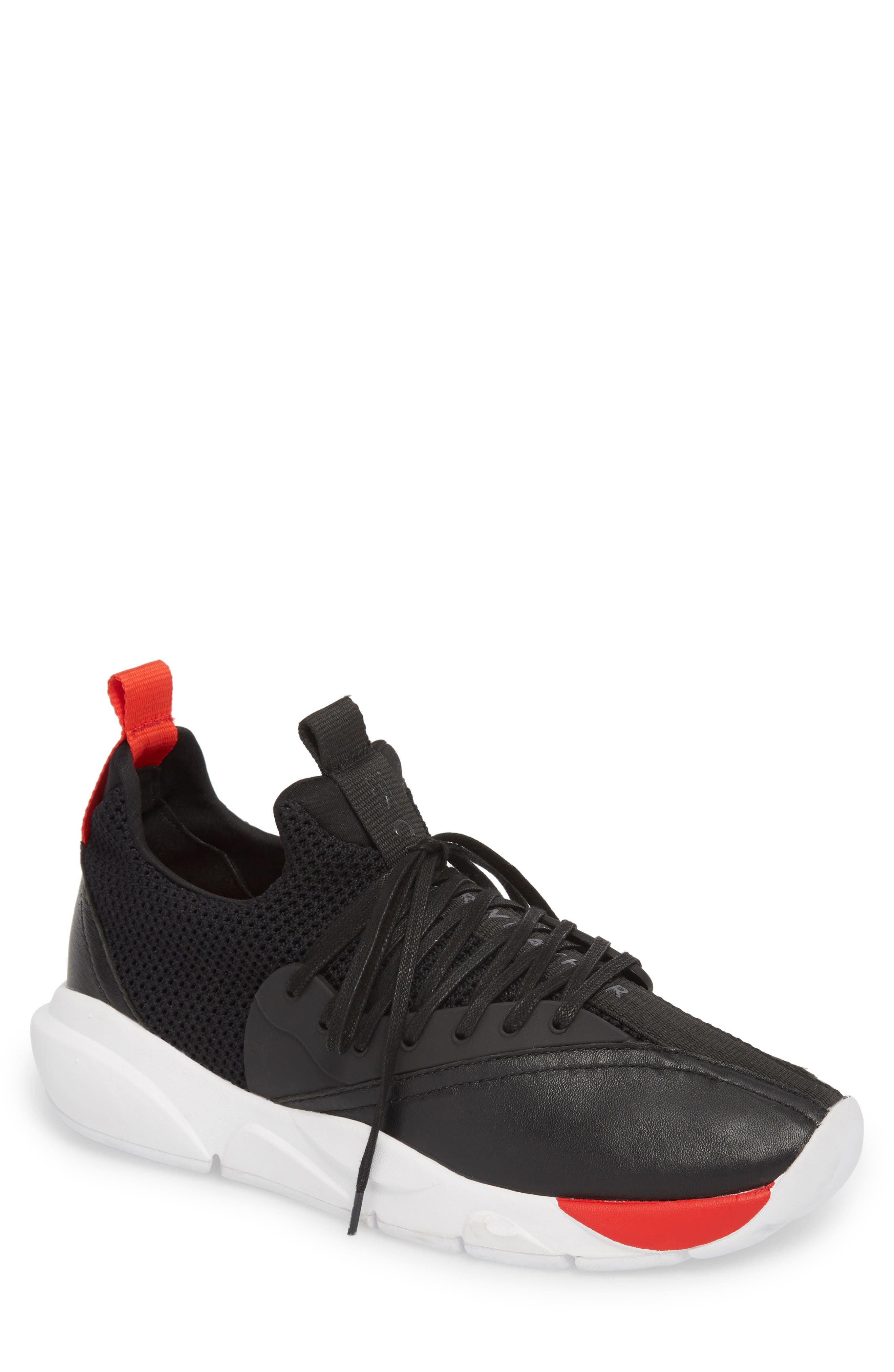 Clear Weather The Cloud Stryke Sneaker,                             Main thumbnail 1, color,                             002