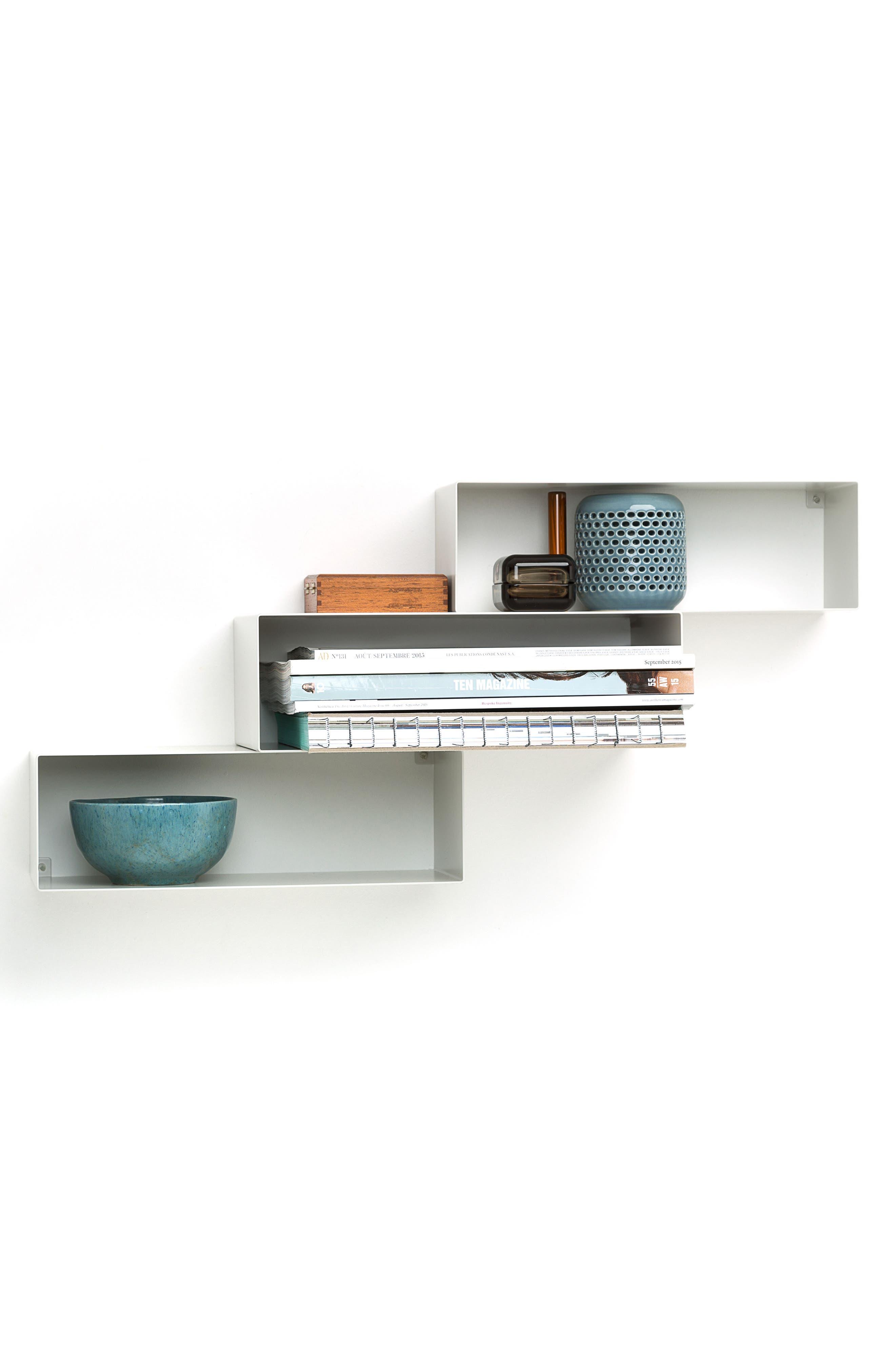 Floating Wall Shelf,                             Alternate thumbnail 6, color,