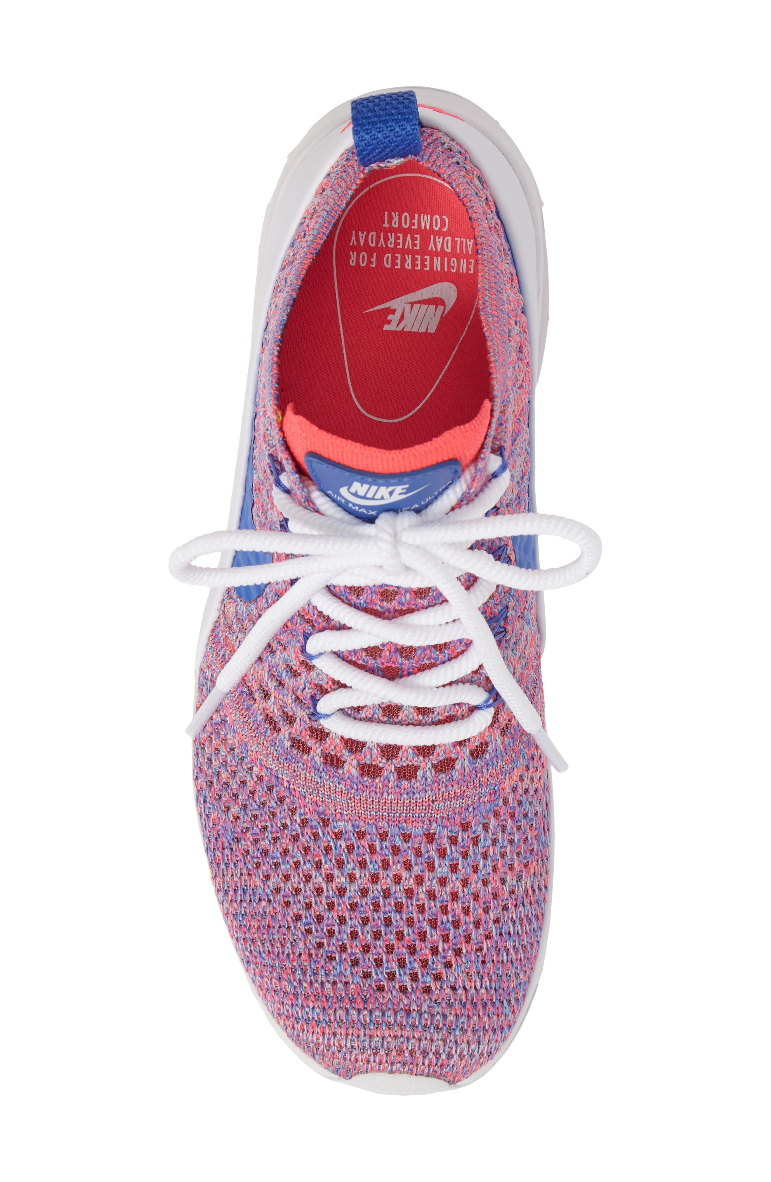 Air Max Thea Ultra Flyknit Sneaker,                             Alternate thumbnail 59, color,