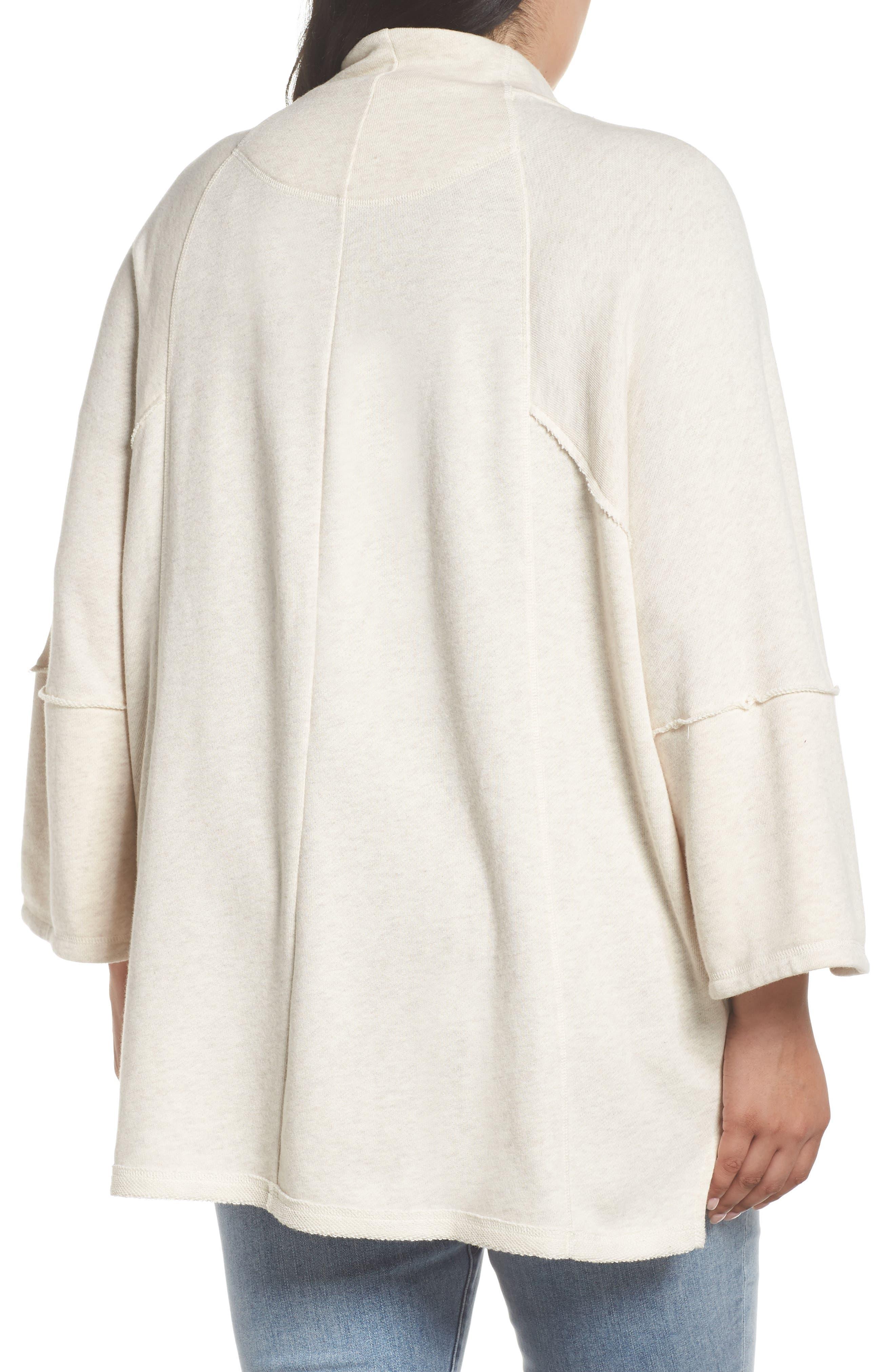 Button Front Knit Jacket,                             Alternate thumbnail 2, color,                             270