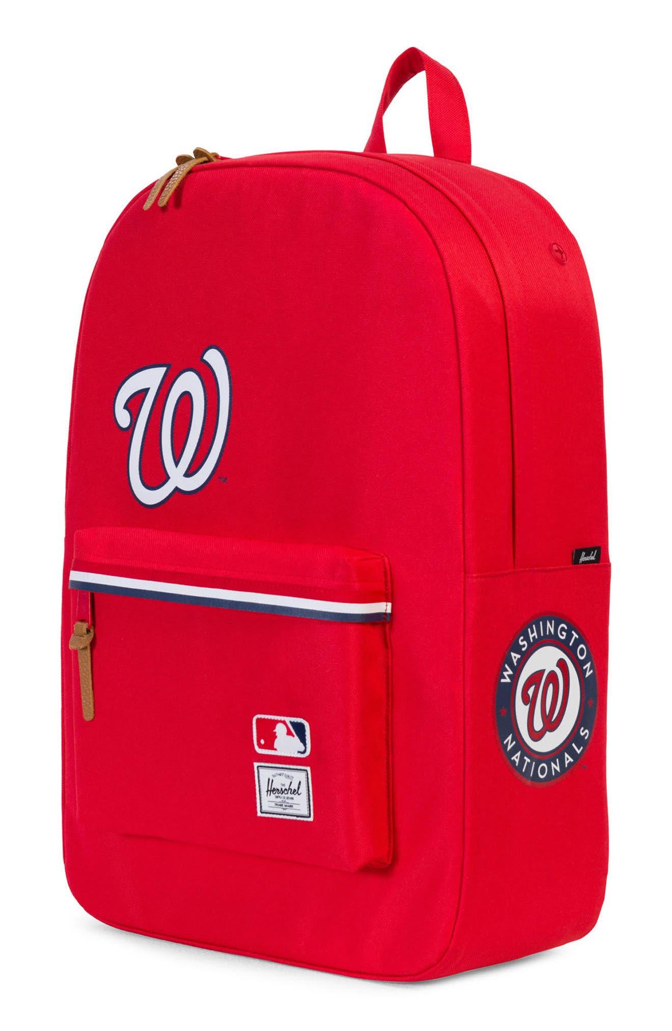 Heritage - MLB National League Backpack,                             Alternate thumbnail 36, color,
