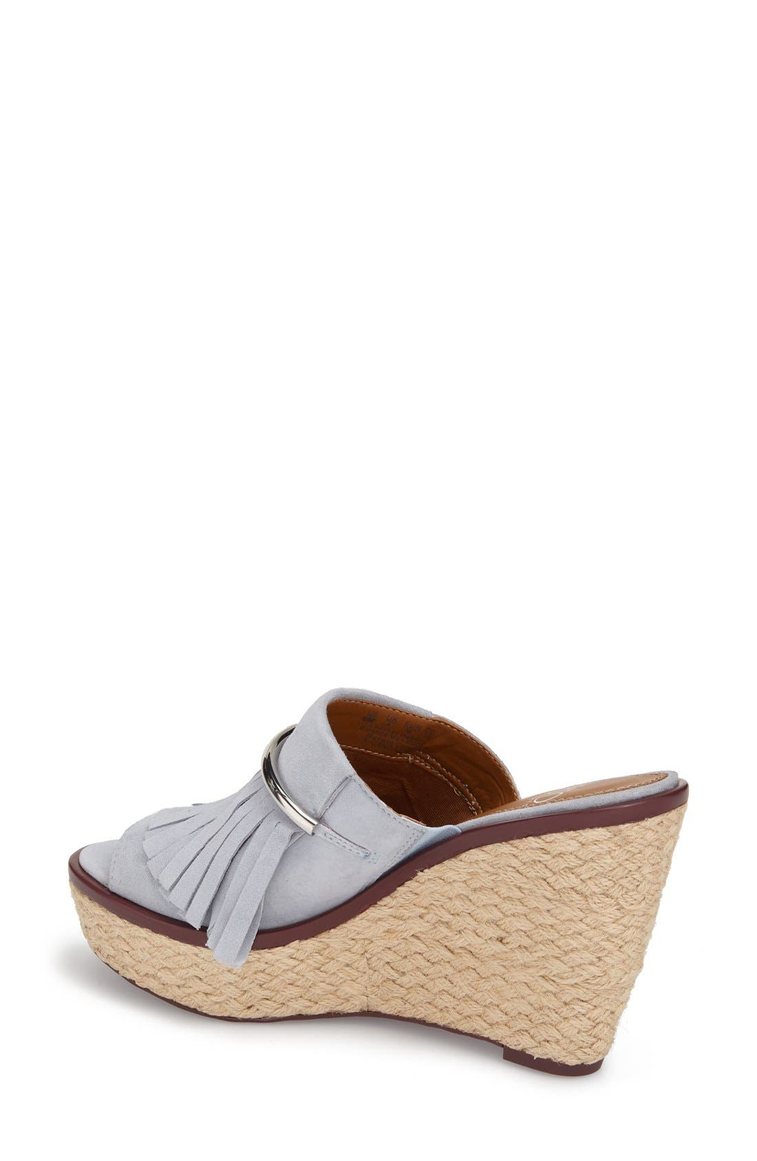 'Candace' Wedge Mule,                             Alternate thumbnail 6, color,