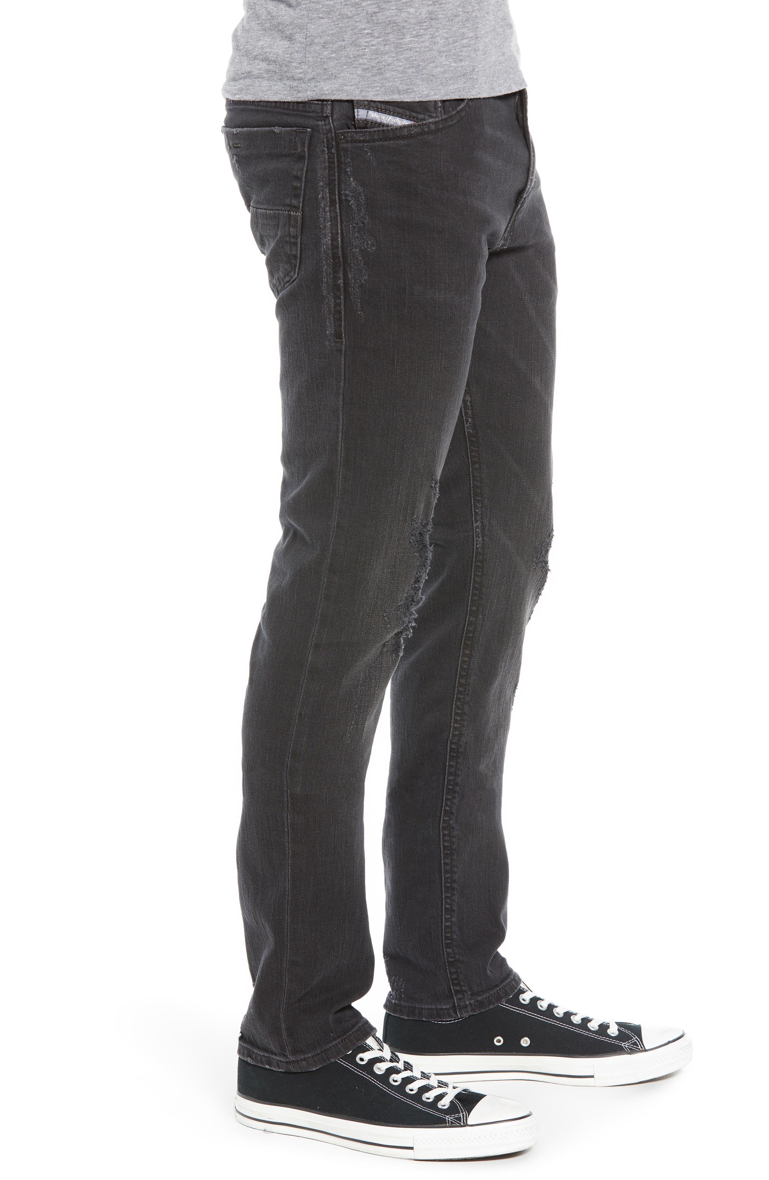Thommer Skinny Fit Jeans,                             Alternate thumbnail 3, color,                             CN013