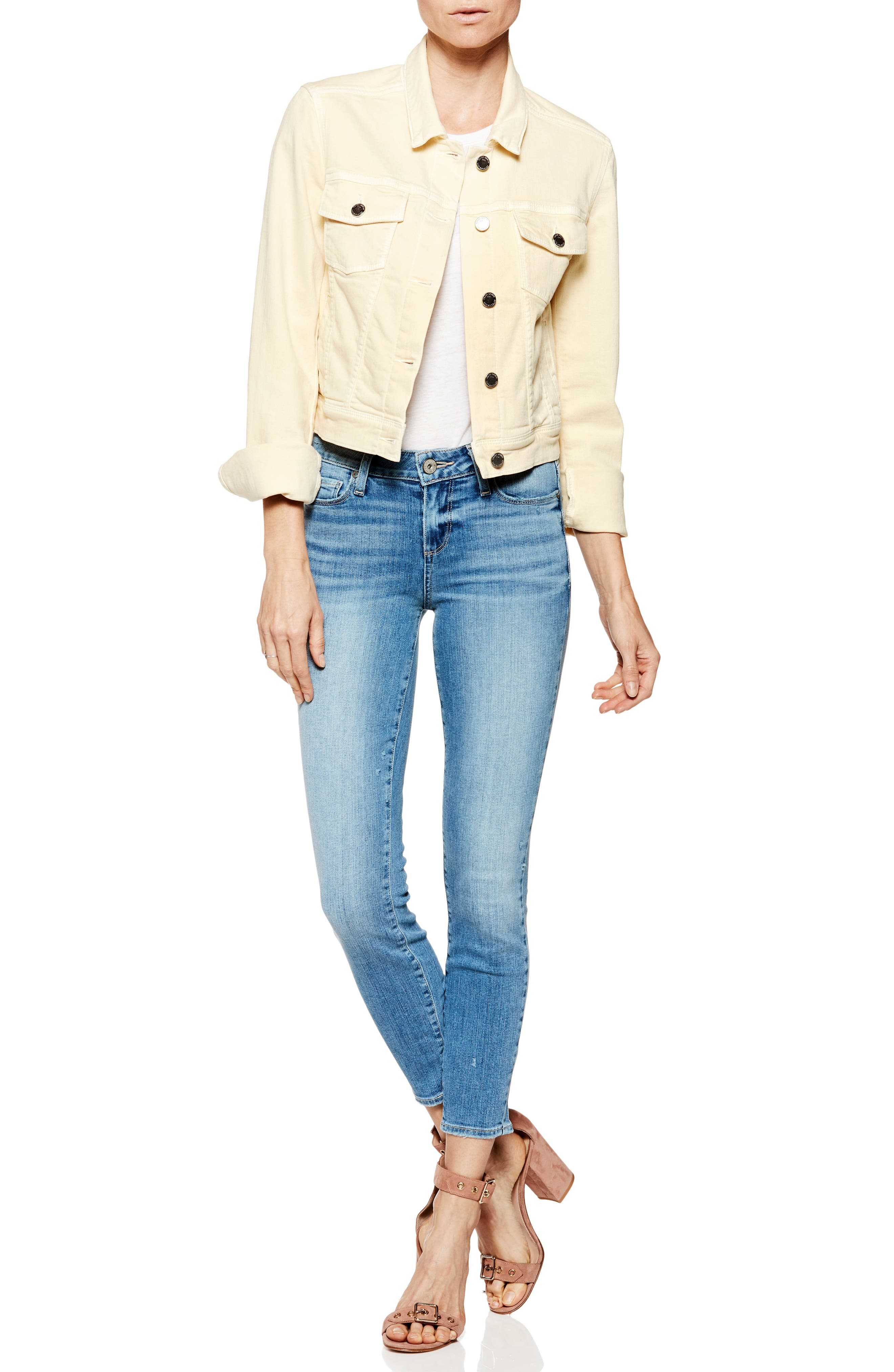 Verdugo Crop Skinny Jeans,                             Alternate thumbnail 8, color,                             SOTO