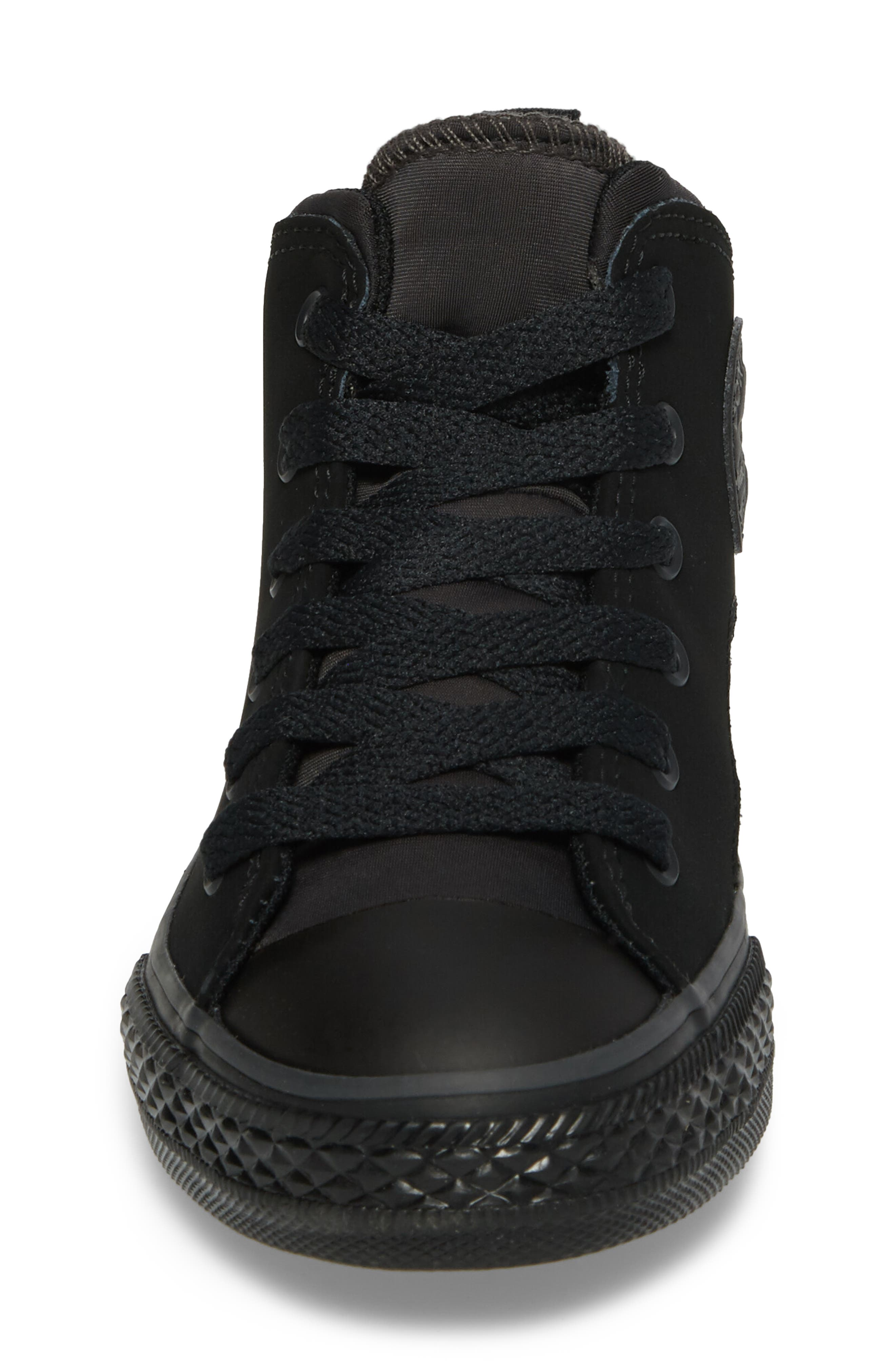 Chuck Taylor<sup>®</sup> All Star<sup>®</sup> Official High Top Sneaker,                             Alternate thumbnail 4, color,                             001