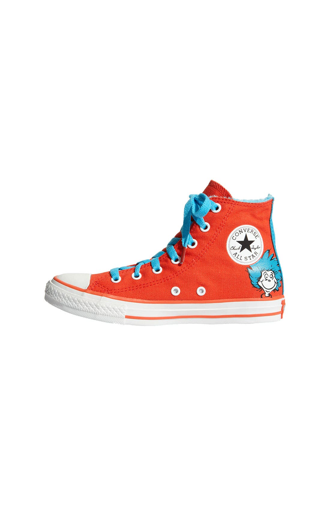 Chuck Taylor<sup>®</sup> 'Dr. Seuss - Thing 1 & Thing 2' Sneaker,                             Alternate thumbnail 2, color,                             618