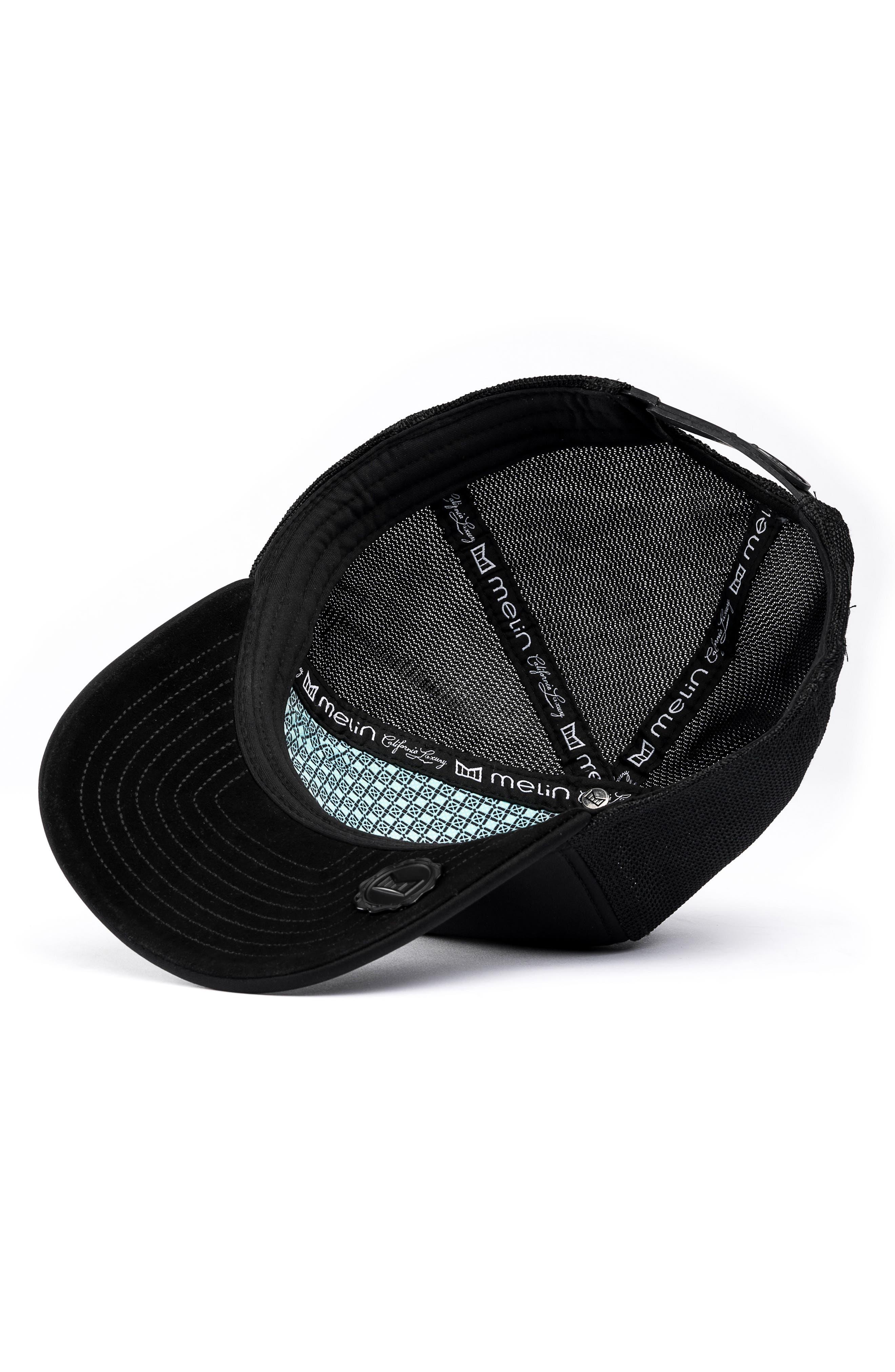The Marksman Mesh Cap,                             Alternate thumbnail 4, color,                             BLACK