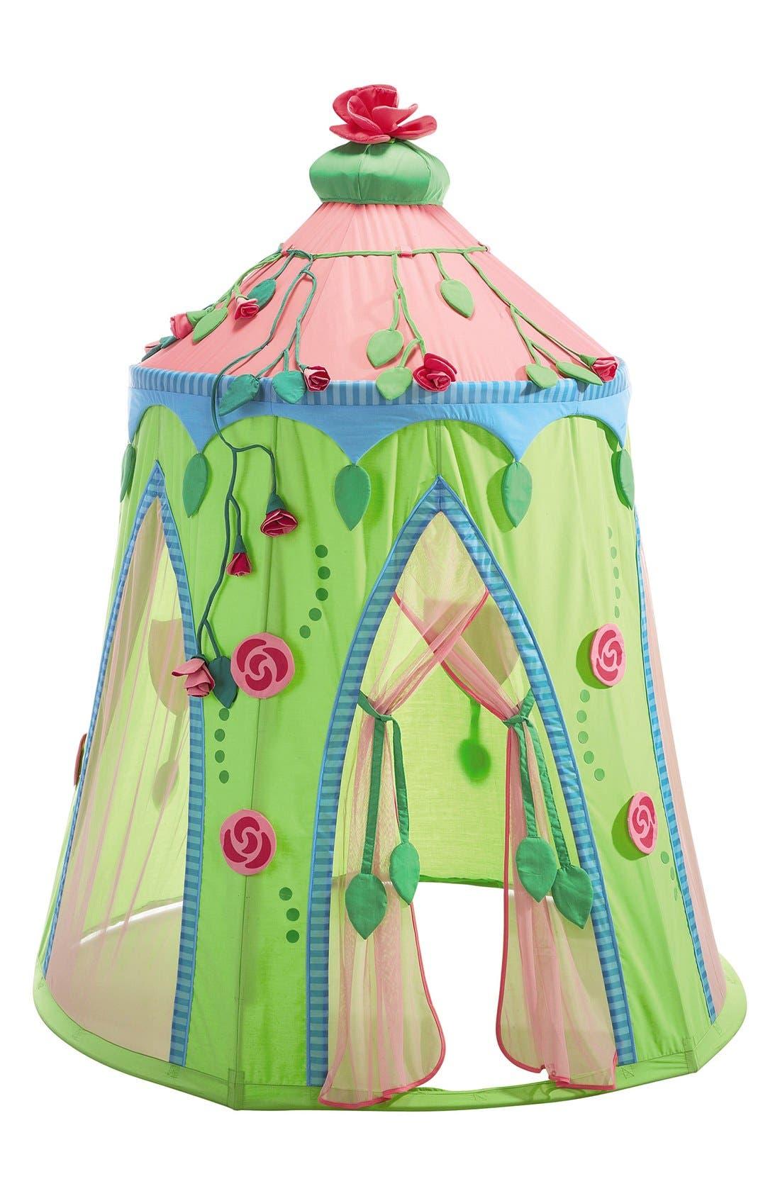 HABA,                             'Rose Fairy' Play Tent,                             Main thumbnail 1, color,                             PINK