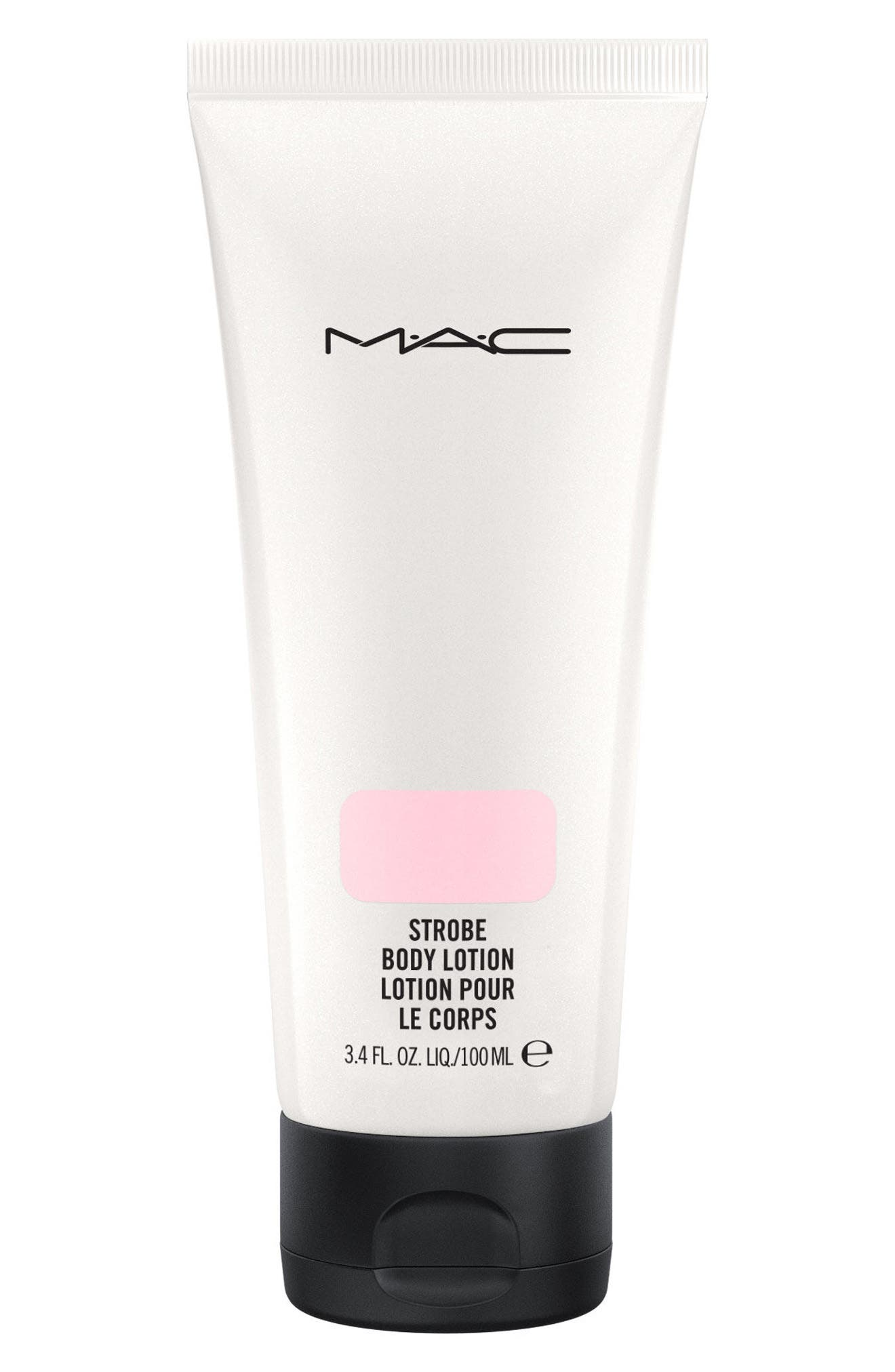 MAC Strobe Body Lotion,                             Main thumbnail 1, color,                             OPALITE