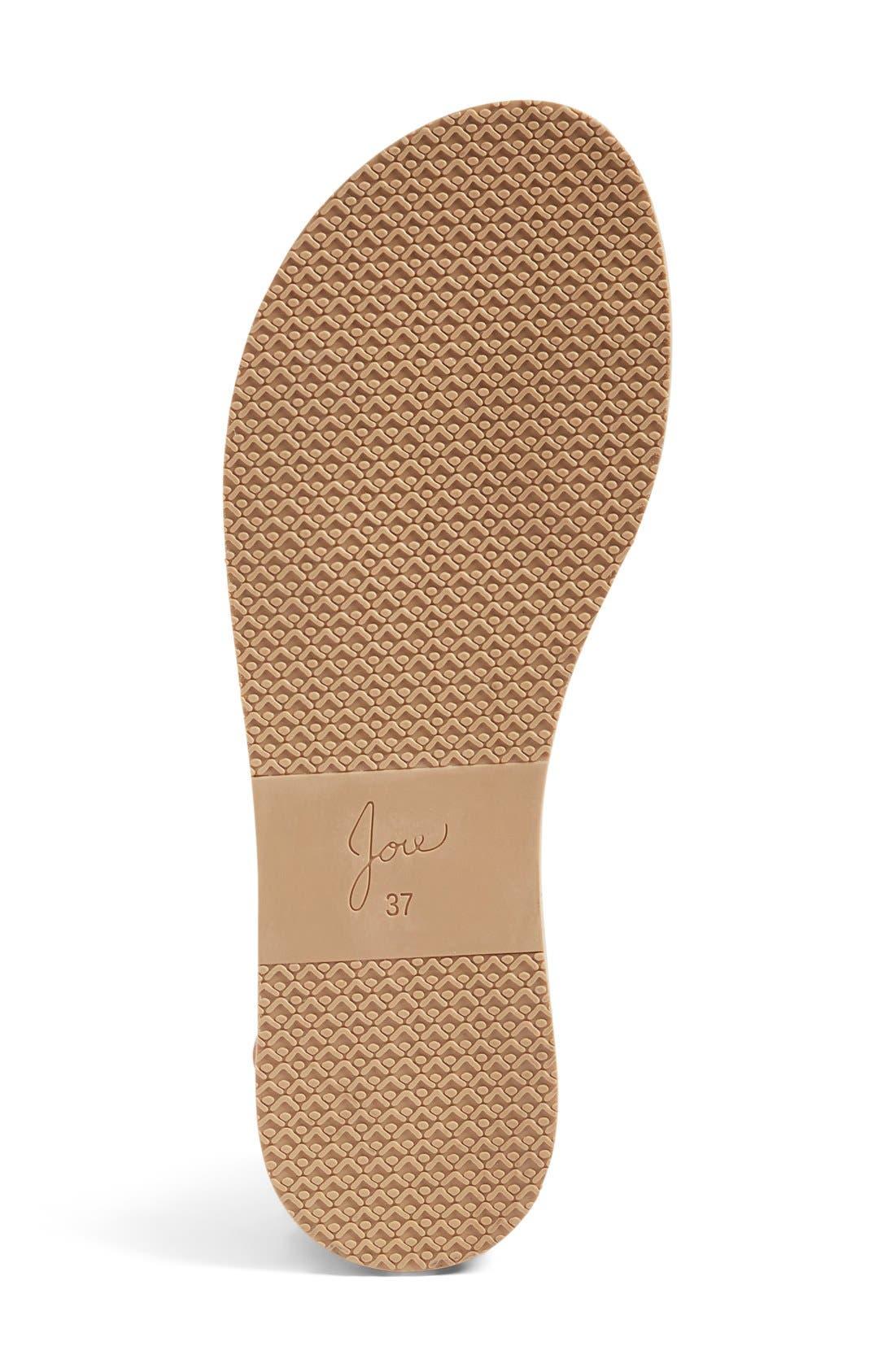 Pietra Ankle Wrap Sandal,                             Alternate thumbnail 8, color,