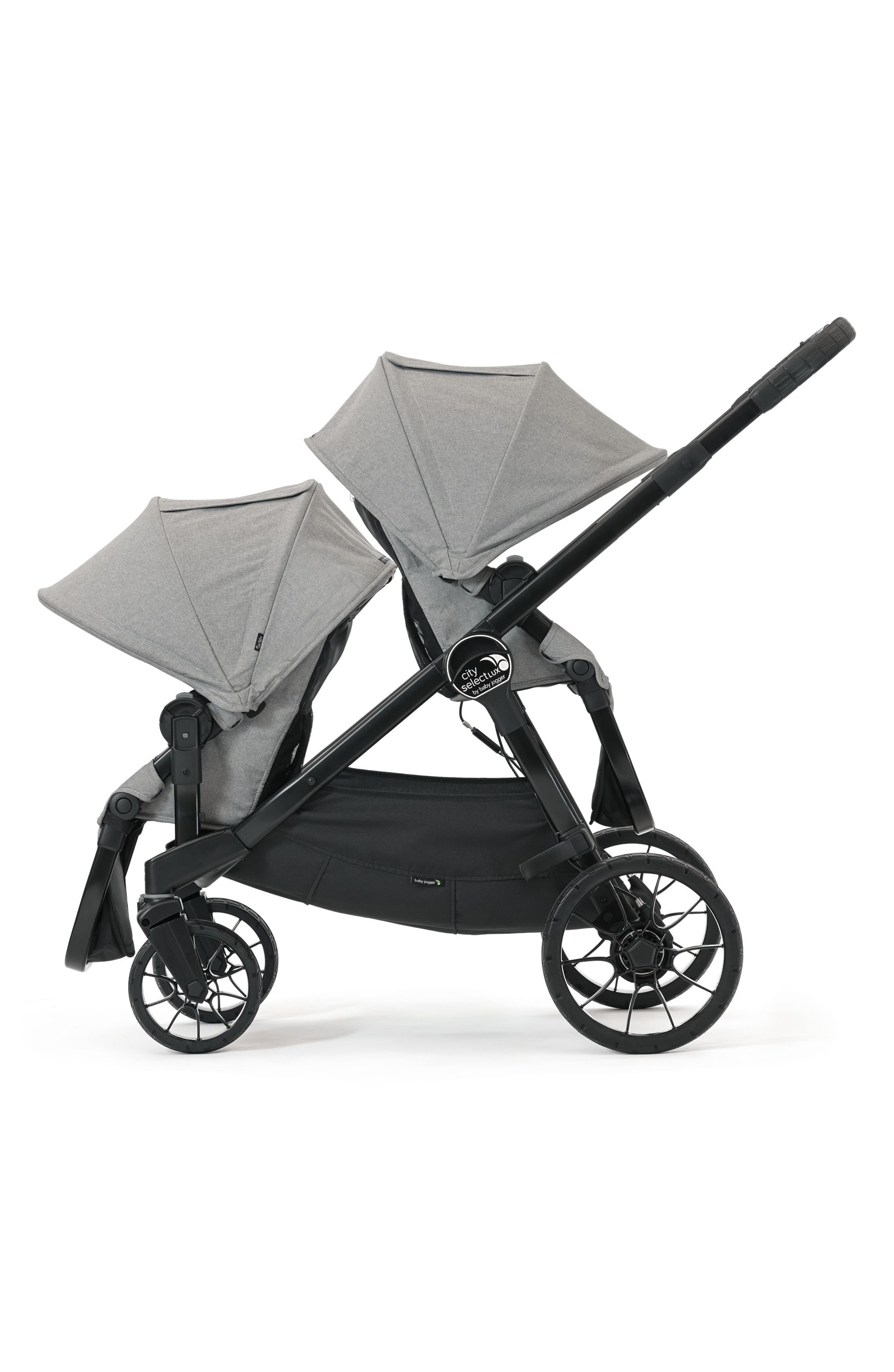 City Select<sup>®</sup> LUX Stroller with Second Seat,                             Alternate thumbnail 2, color,                             SLATE