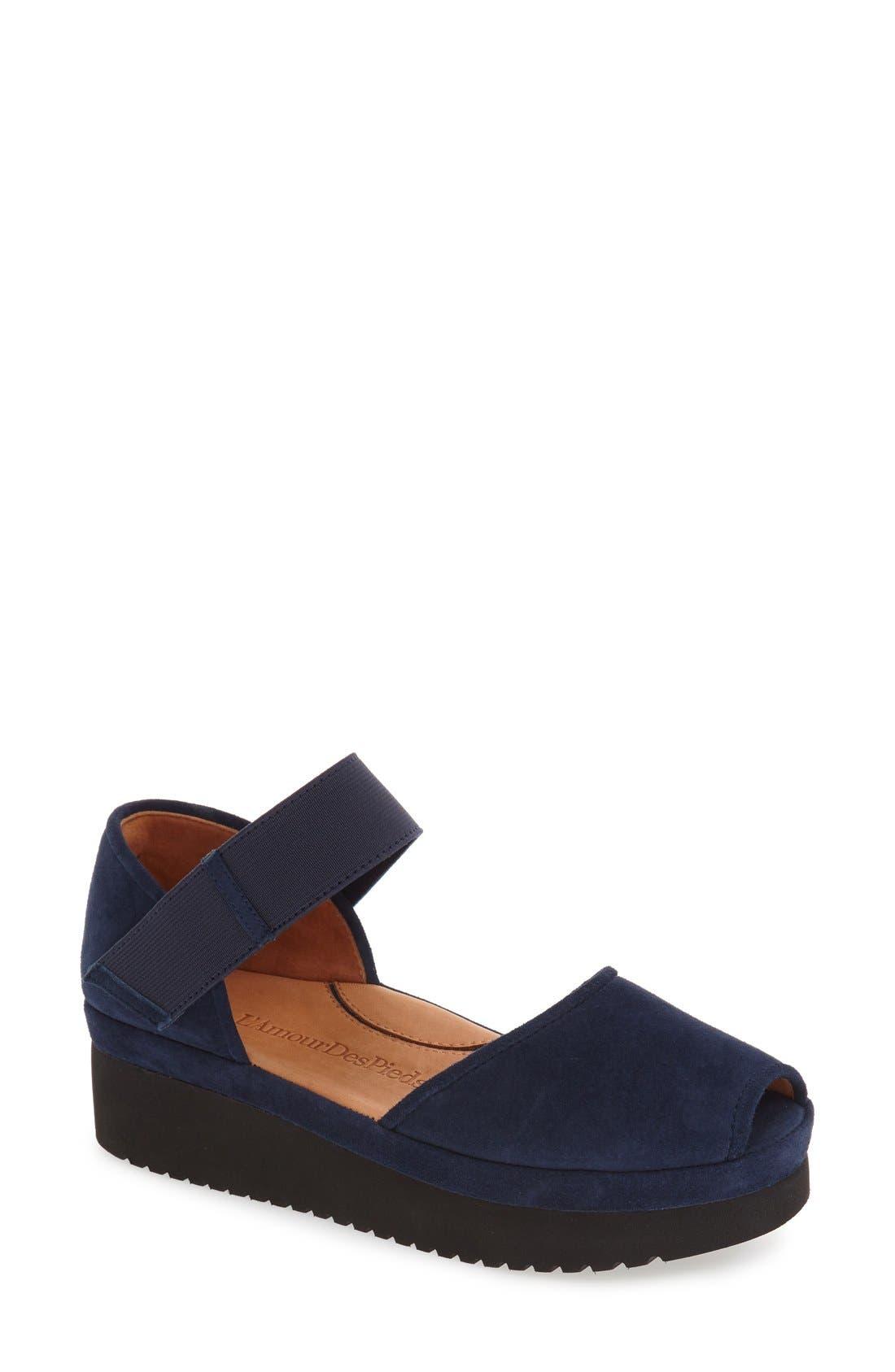 'Amadour' Platform Sandal,                             Main thumbnail 10, color,