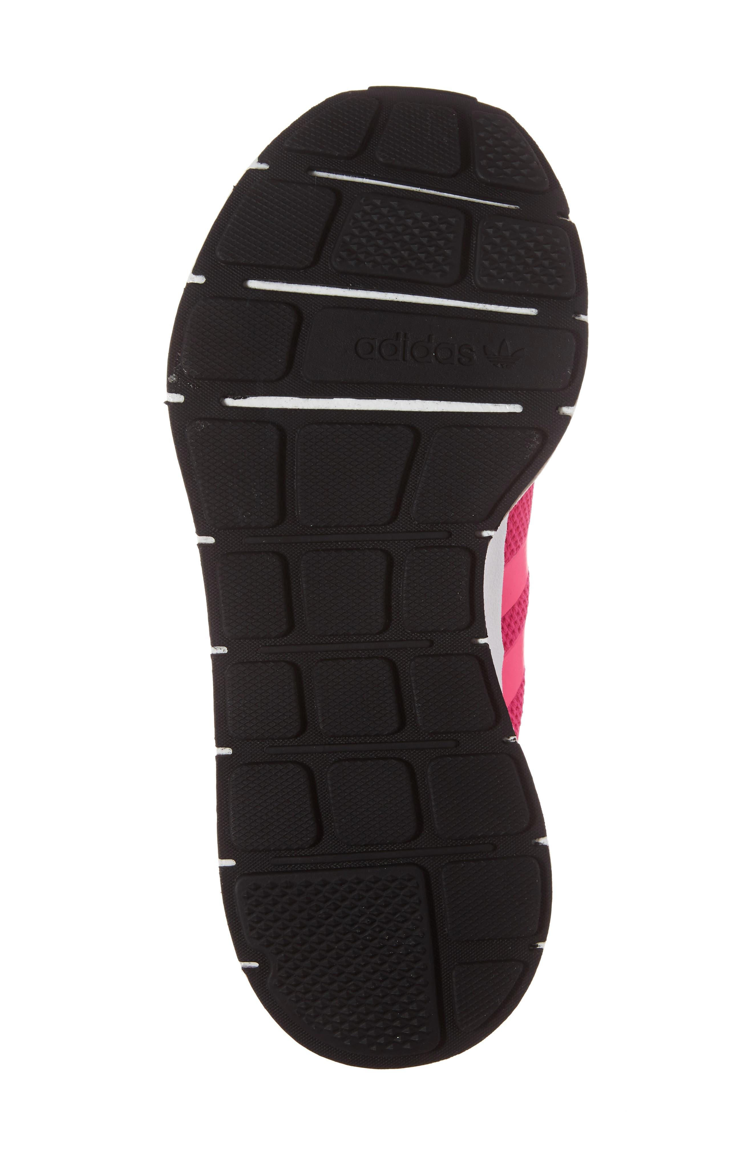 Swift Run Sock Knit Sneaker,                             Alternate thumbnail 6, color,                             672