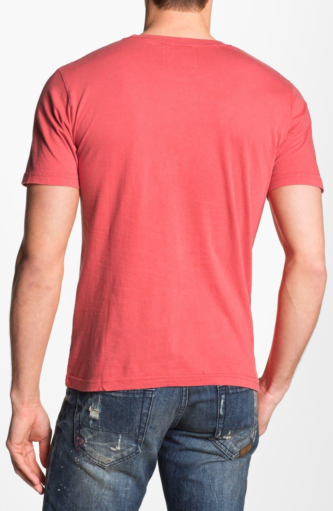 'Texas Rangers' T-Shirt,                             Alternate thumbnail 2, color,                             600