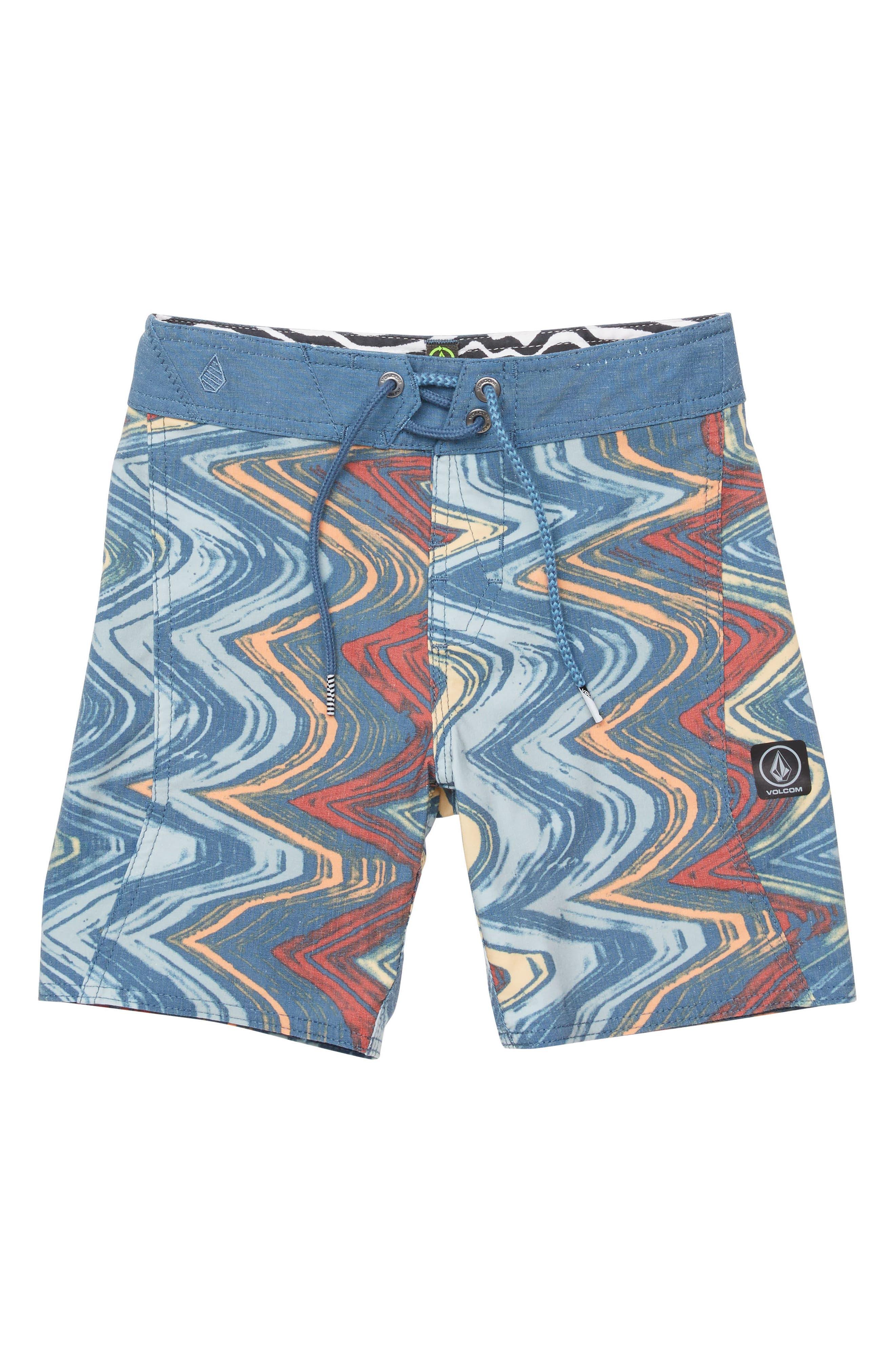 Lo-Fi Board Shorts,                         Main,                         color, SUNBURST