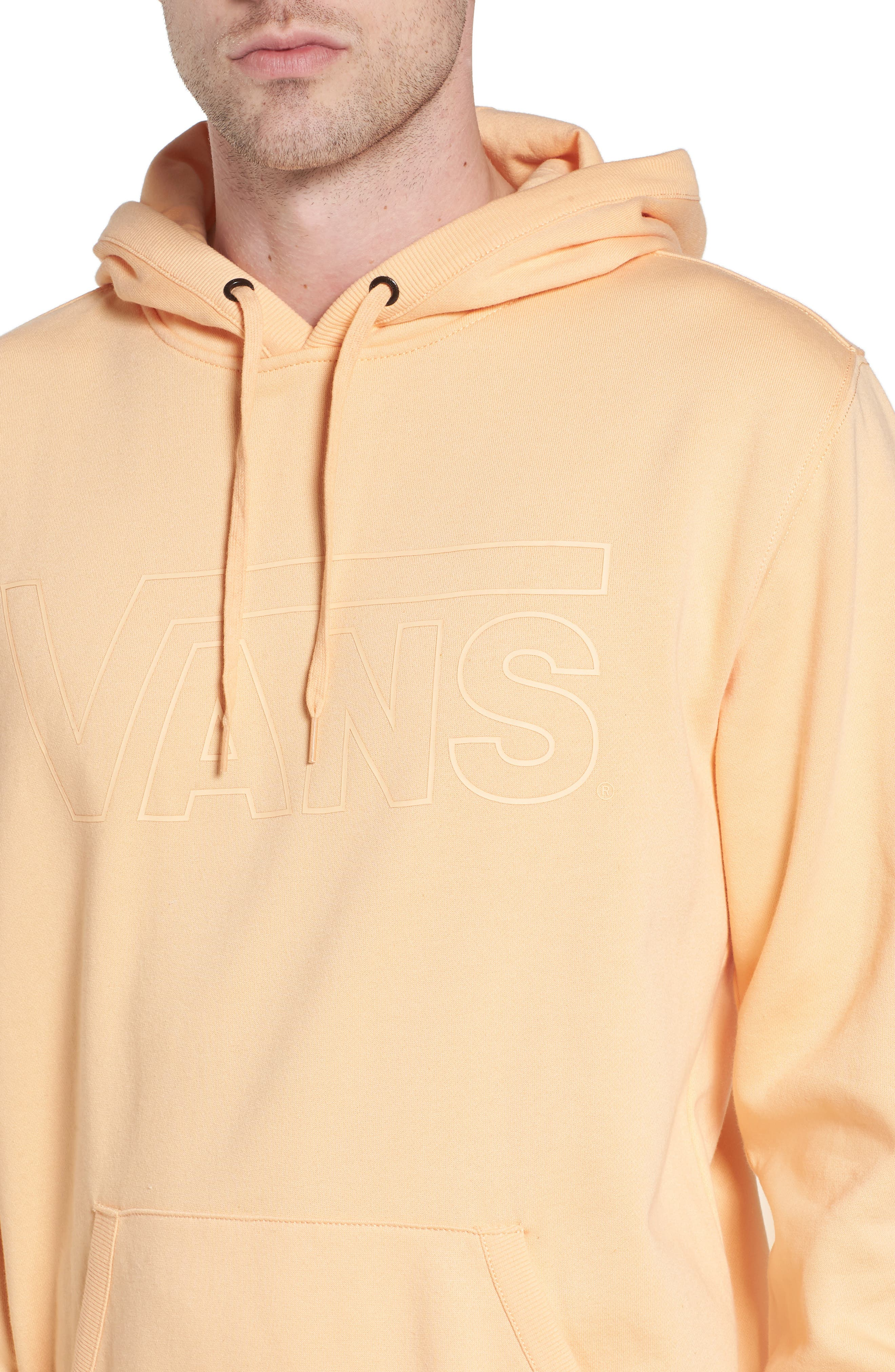 Classic Hoodie Sweatshirt,                             Alternate thumbnail 4, color,