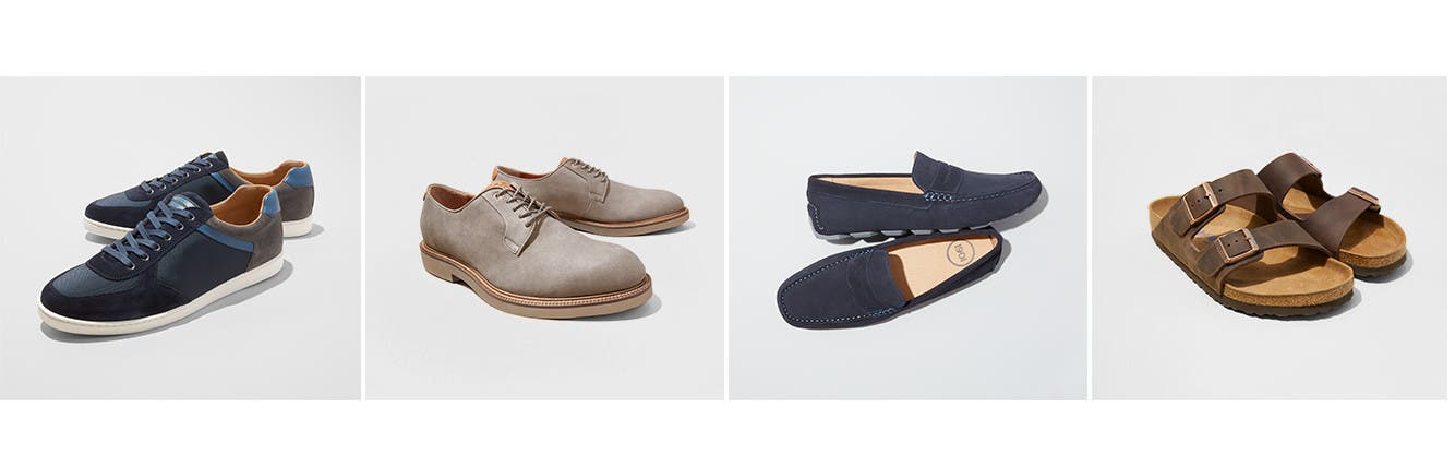 Men's spring shoes you didn't know you needed.