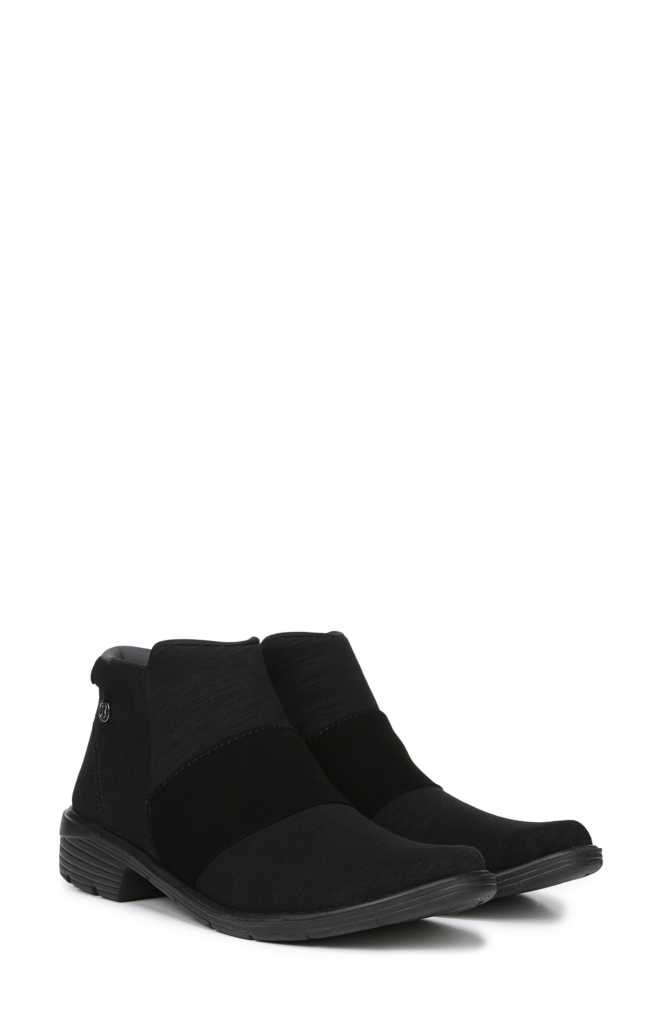 Billie Bootie,                             Alternate thumbnail 9, color,                             BLACK THICK HEATHER FABRIC