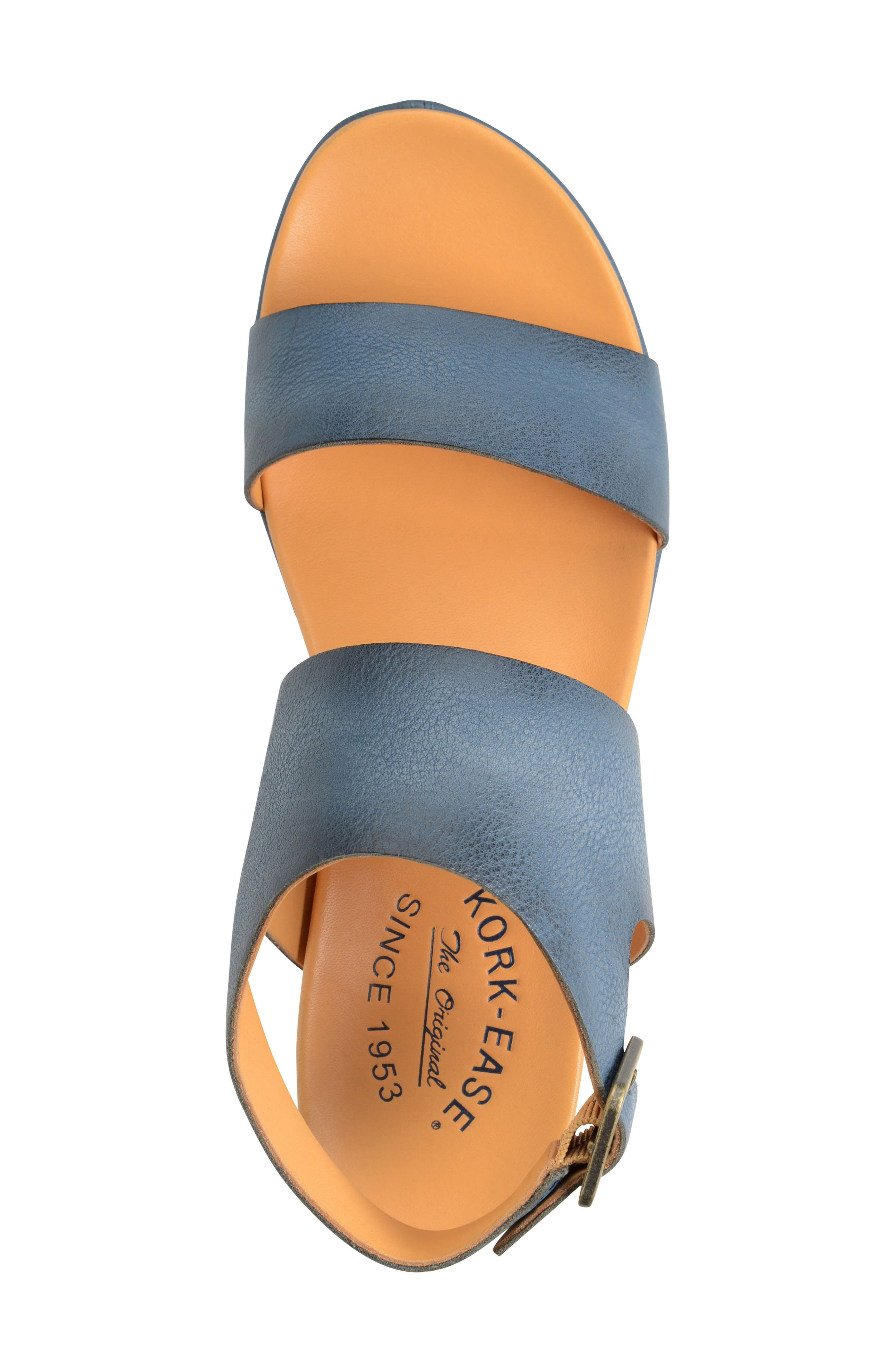 'Khloe' Platform Wedge Sandal,                             Alternate thumbnail 15, color,