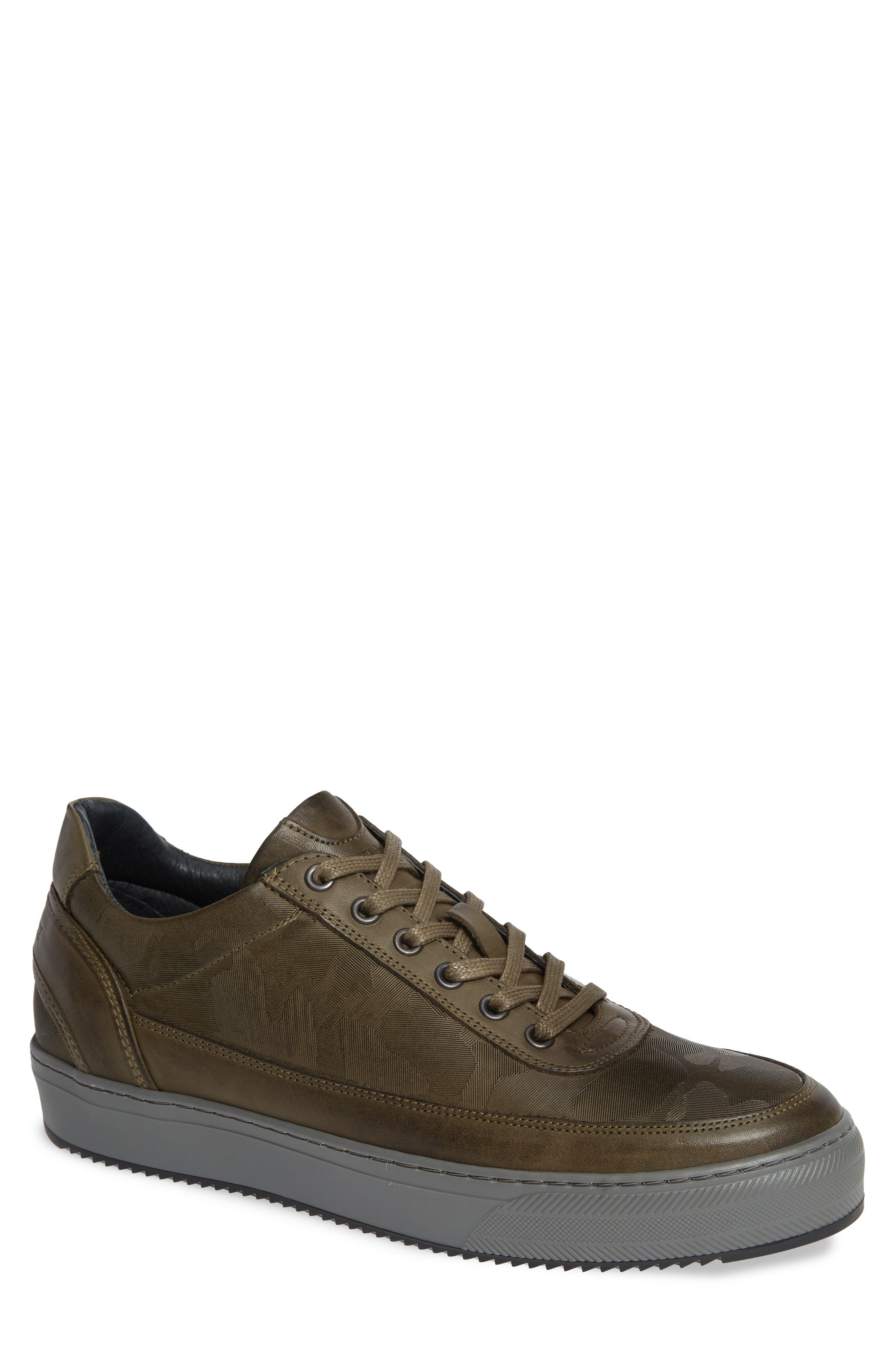 Montreal Sneaker,                         Main,                         color, MILITARY GREEN