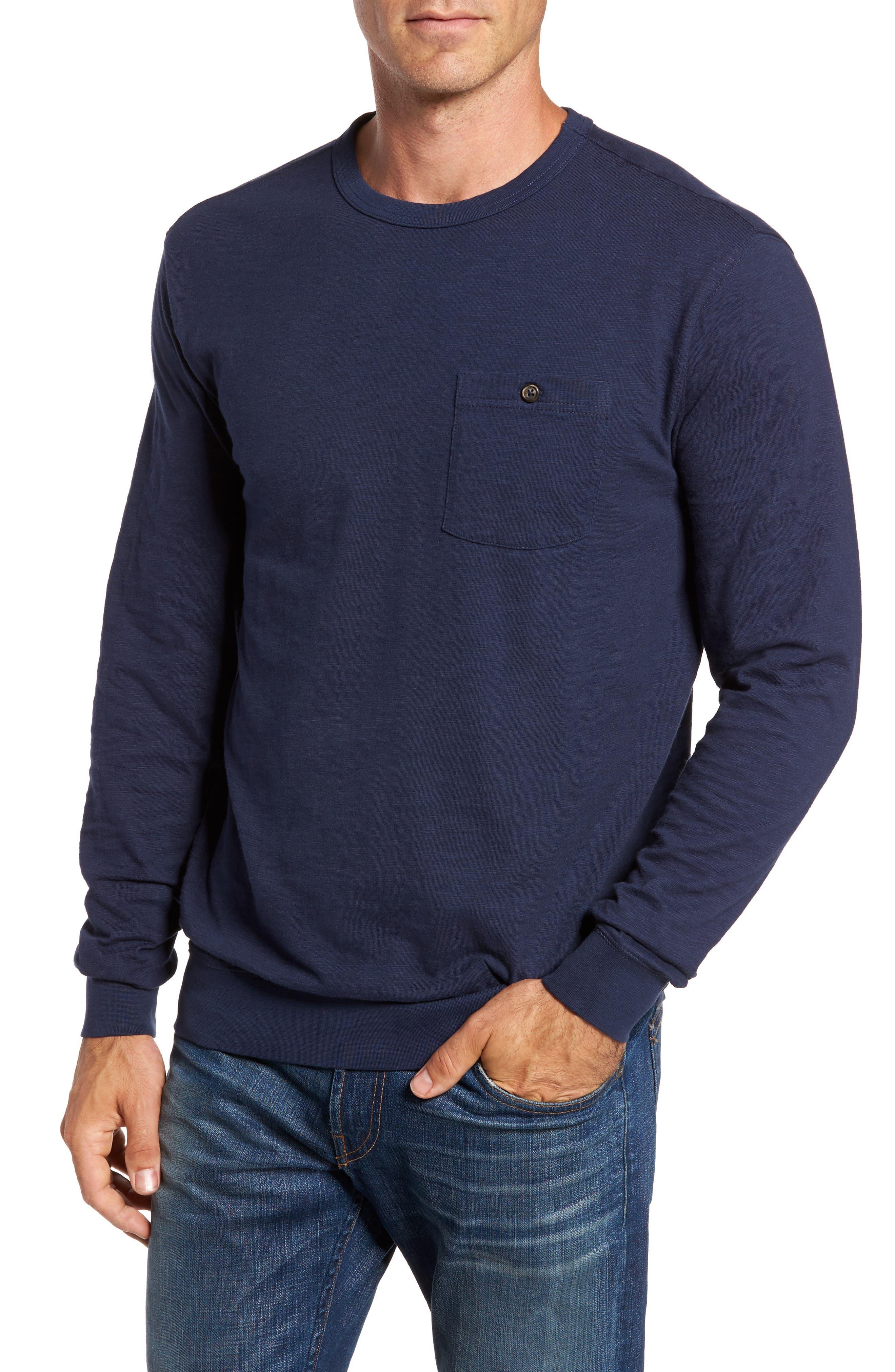 Montford Slub Pocket T-Shirt,                             Main thumbnail 1, color,                             408
