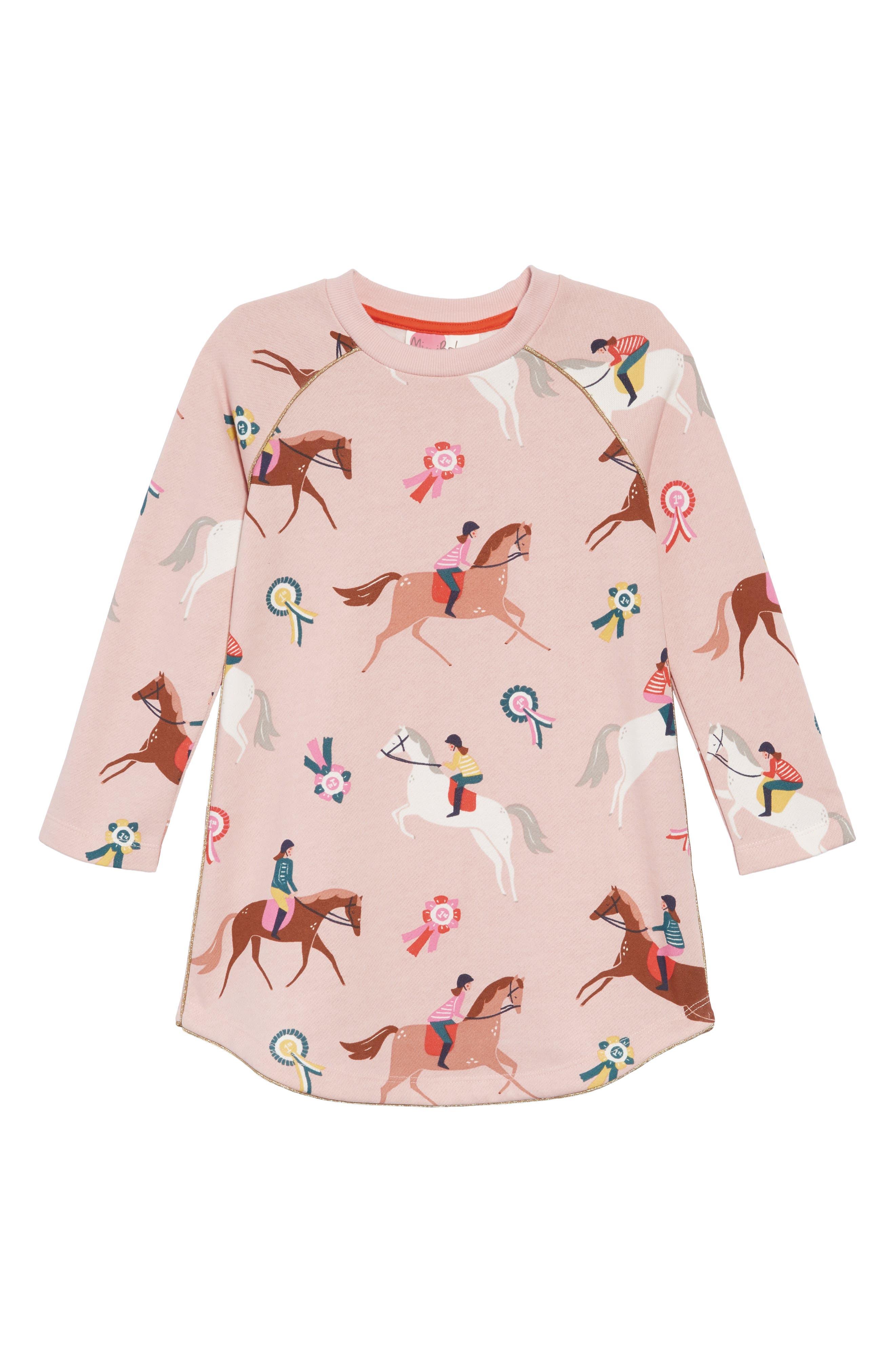 Cozy Sweatshirt Dress,                             Main thumbnail 1, color,                             684
