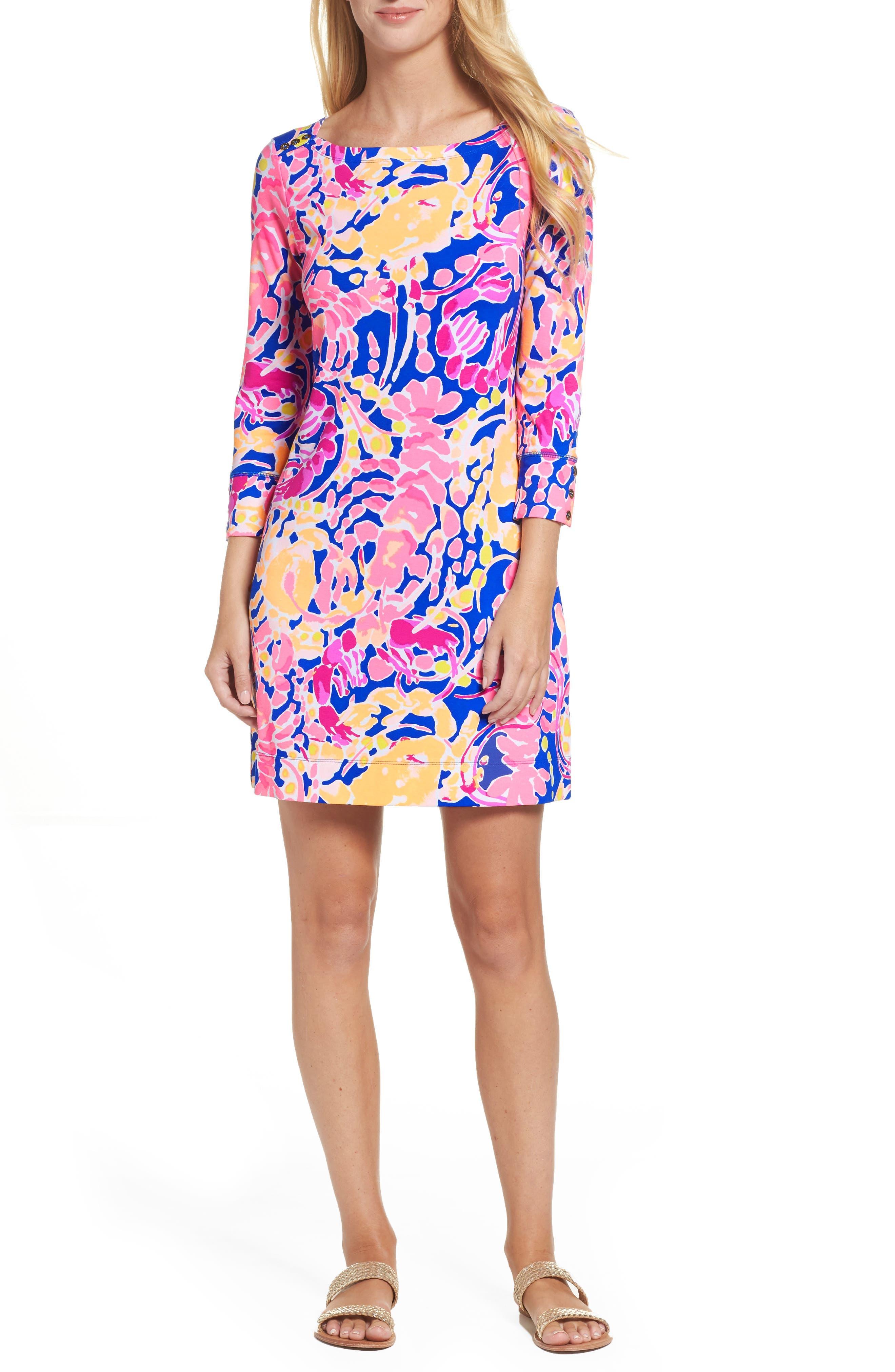 Sophie UPF 50+ Dress,                             Main thumbnail 1, color,                             461