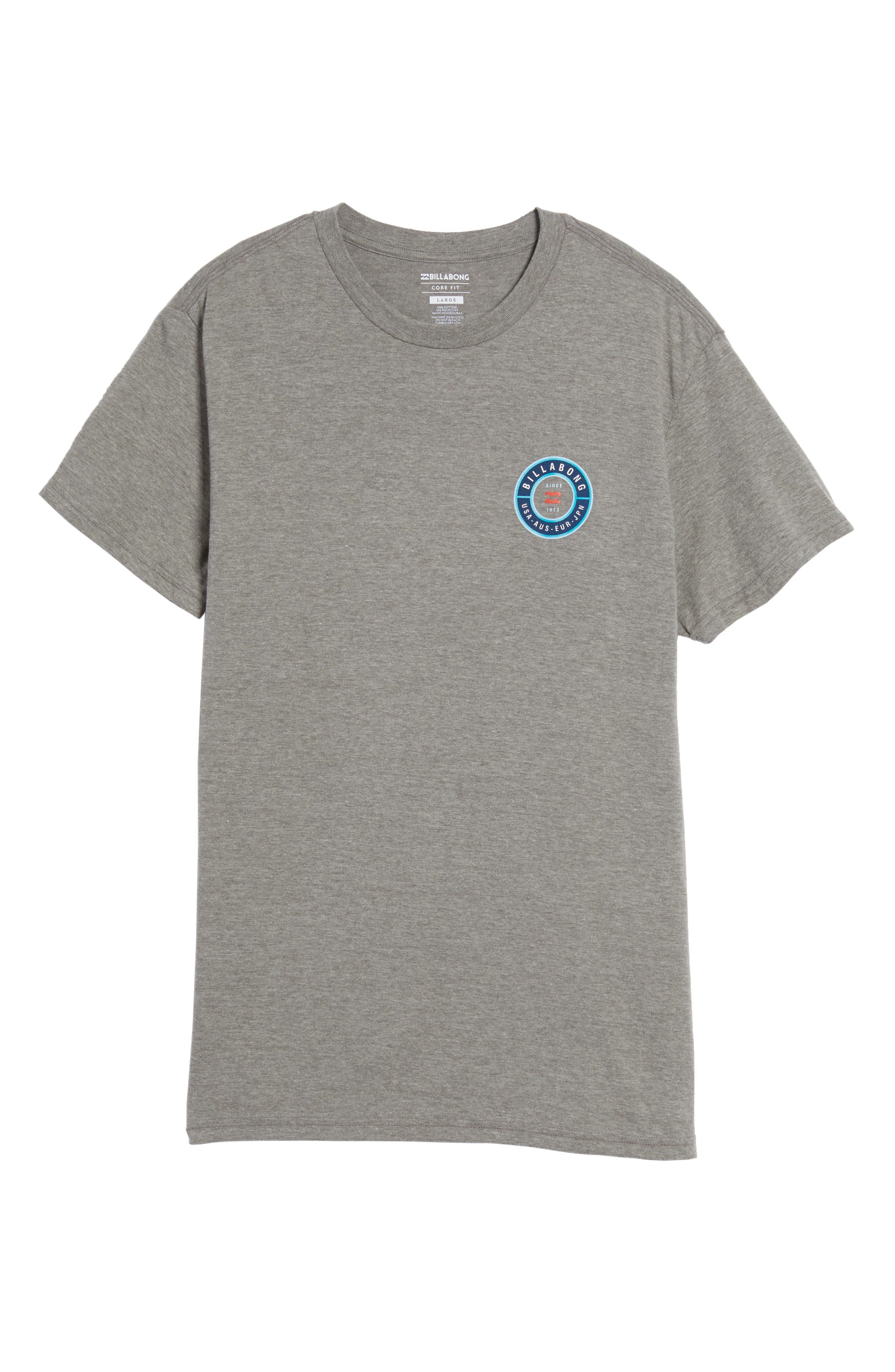 Rotor Graphic T-Shirt,                             Alternate thumbnail 6, color,                             025