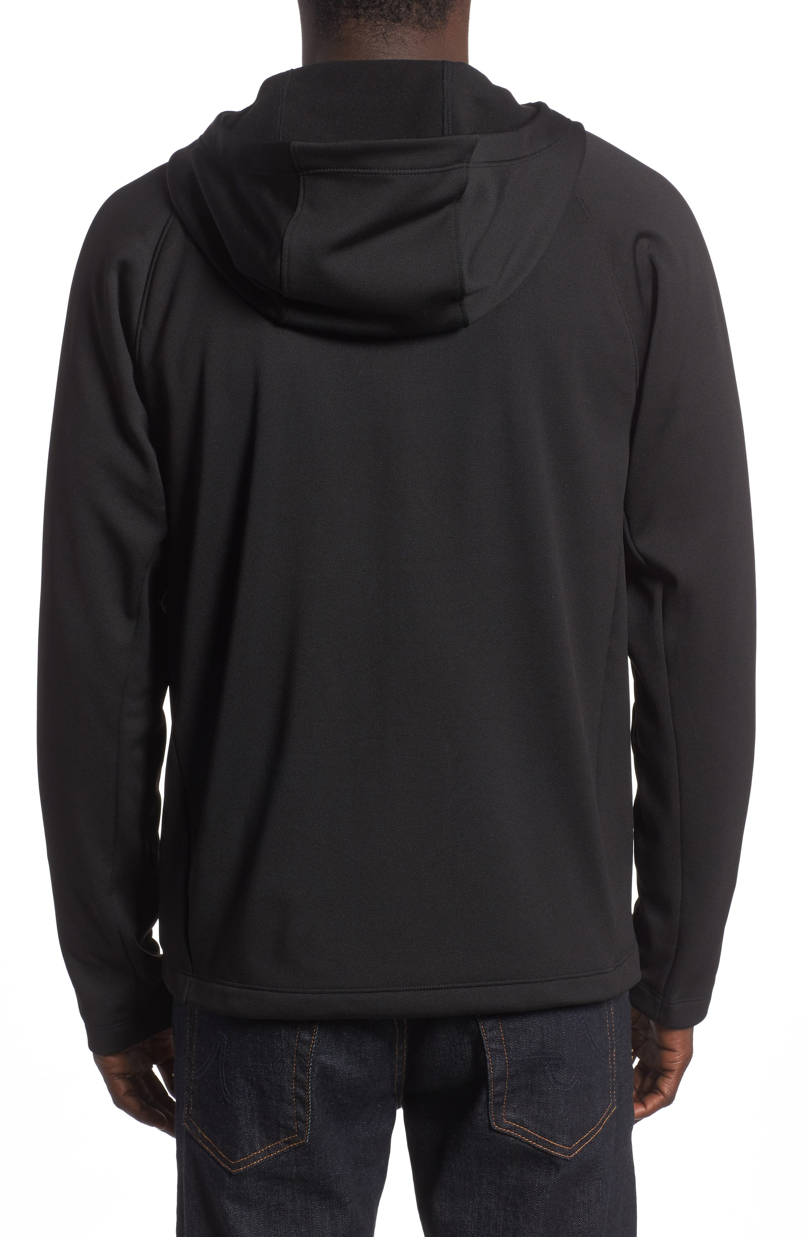 Canyonlands Full Zip Hoodie,                             Alternate thumbnail 5, color,