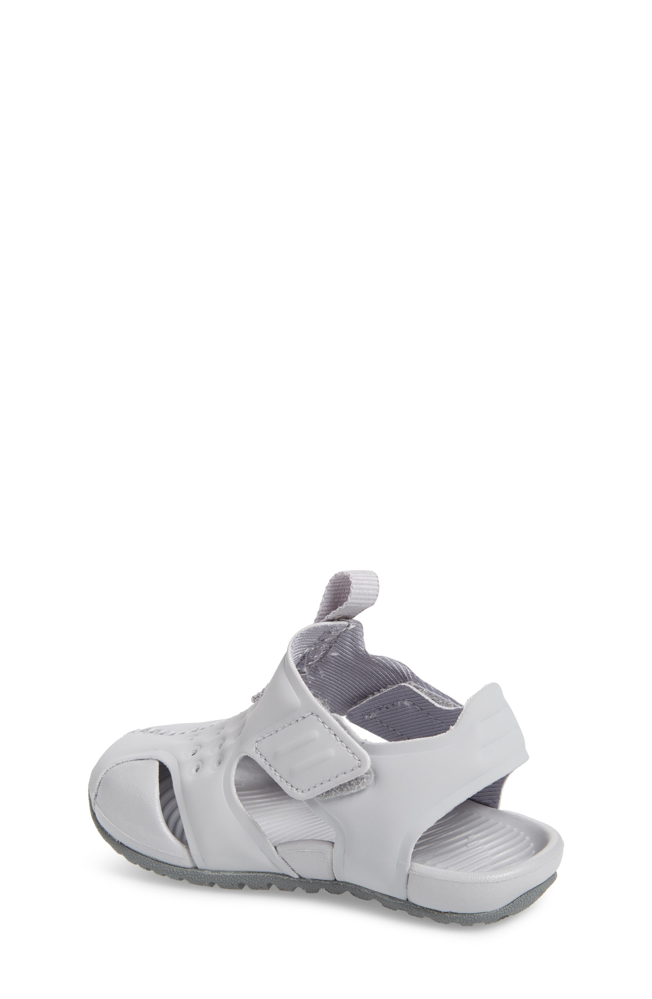 Sunray Protect 2 Sandal,                             Alternate thumbnail 2, color,                             WHITE/ WOLF GREY