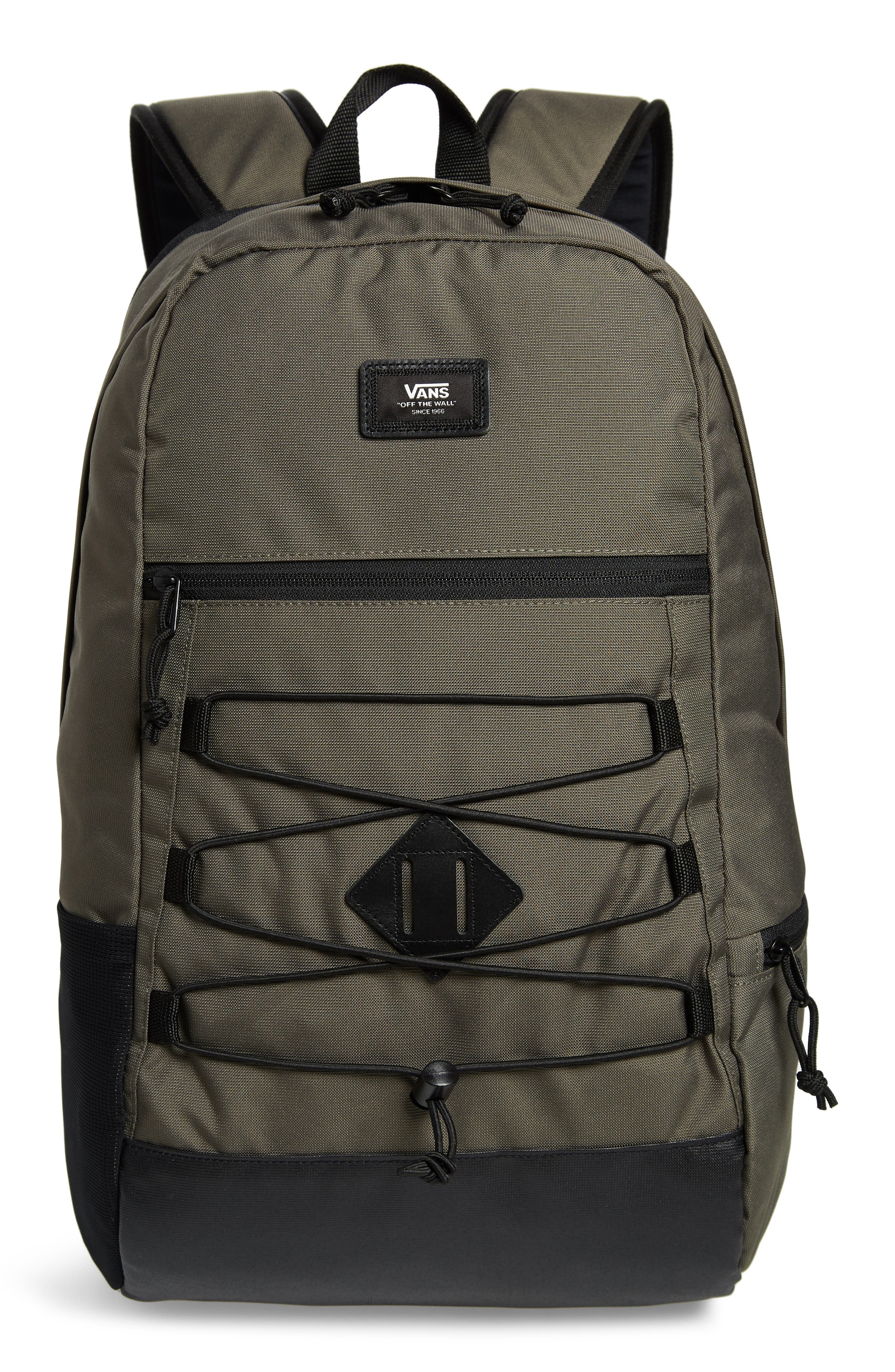 Vans Snag Plus Backpack - Green