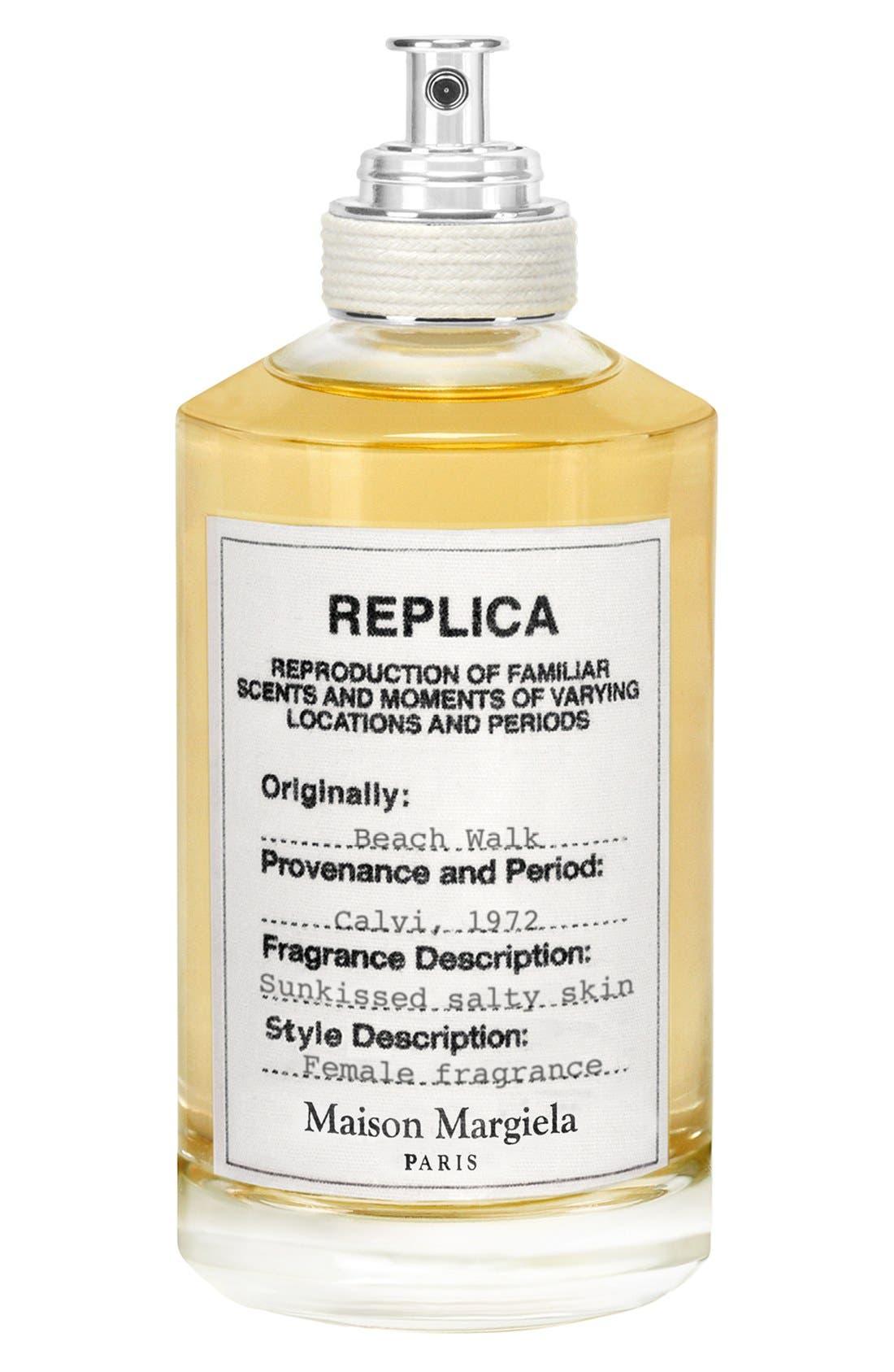 Replica Beach Walk Fragrance,                             Main thumbnail 1, color,                             NO COLOR