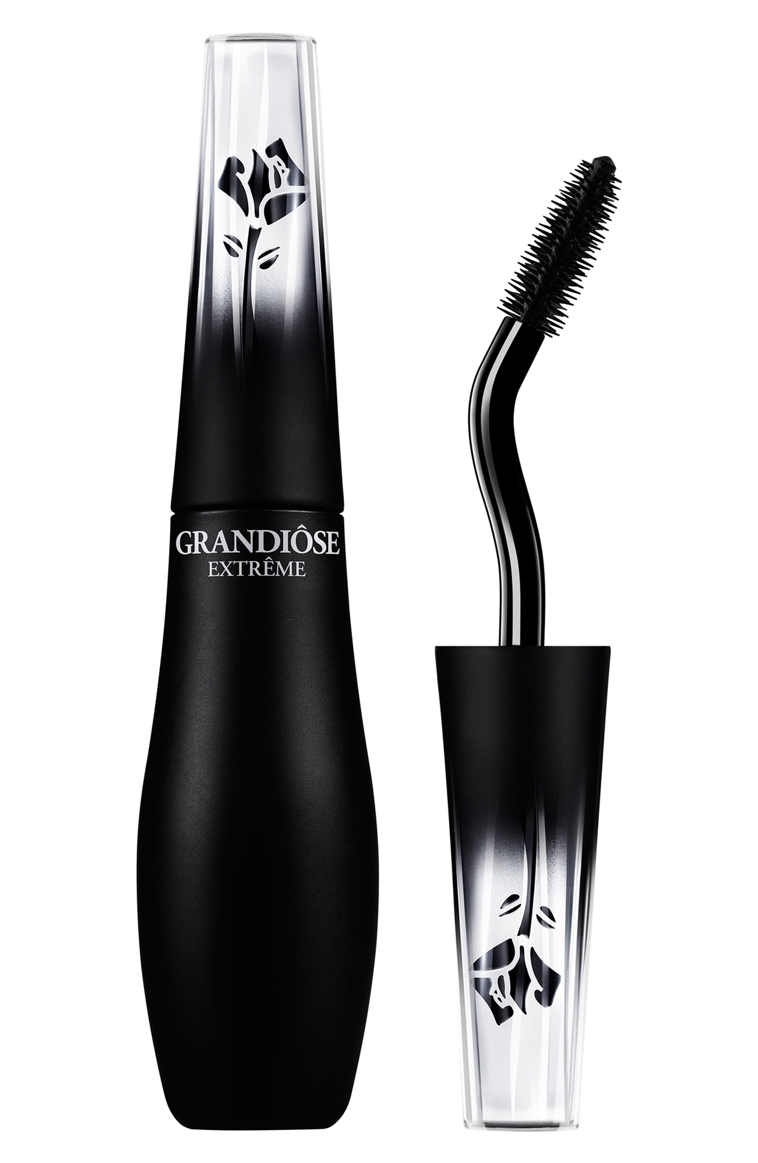 LANCÔME,                             Grandiôse Extrême Mascara,                             Main thumbnail 1, color,                             BLACK